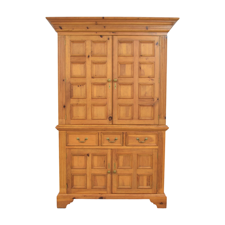 buy Baker Furniture Milling Road Armoire Baker Furniture
