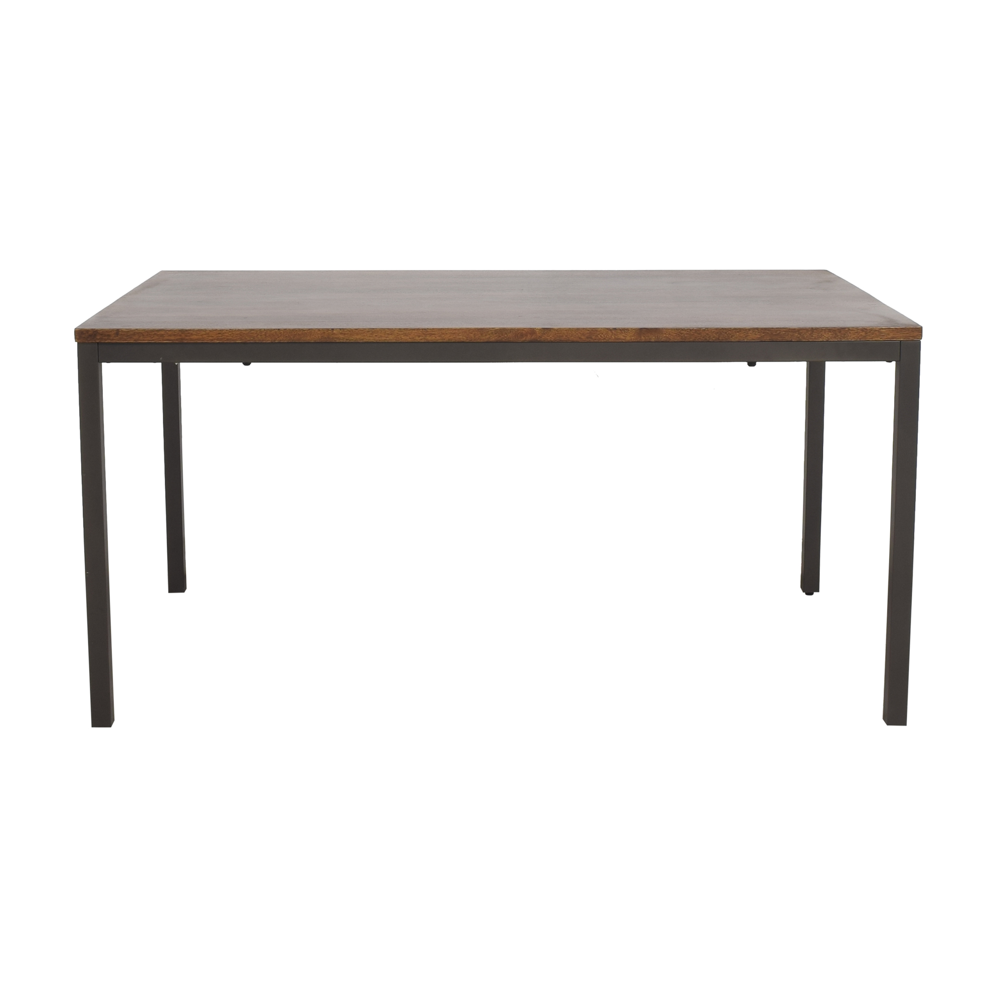 buy West Elm Box Frame Dining Table West Elm Tables
