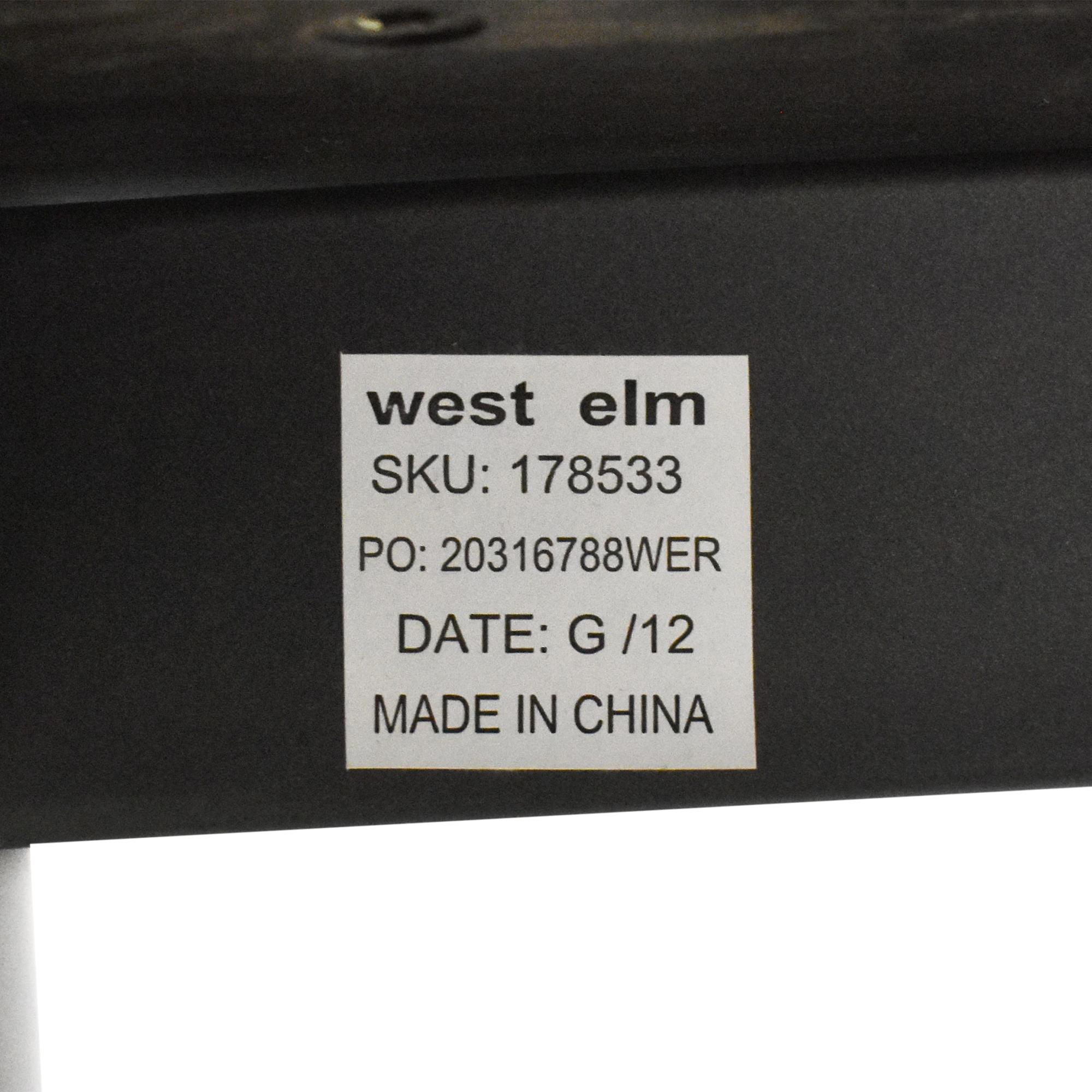 West Elm West Elm Rectangular Dining Table ct