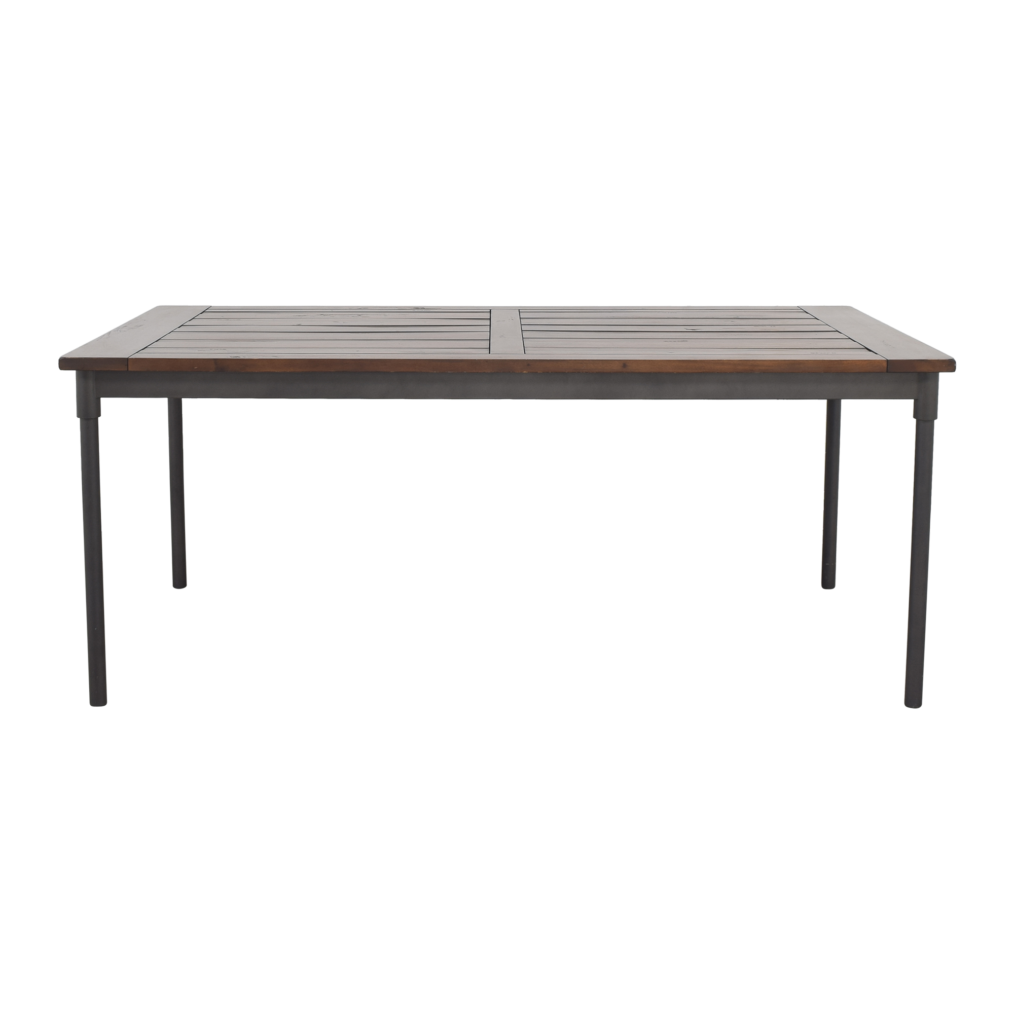 West Elm West Elm Rectangular Dining Table discount