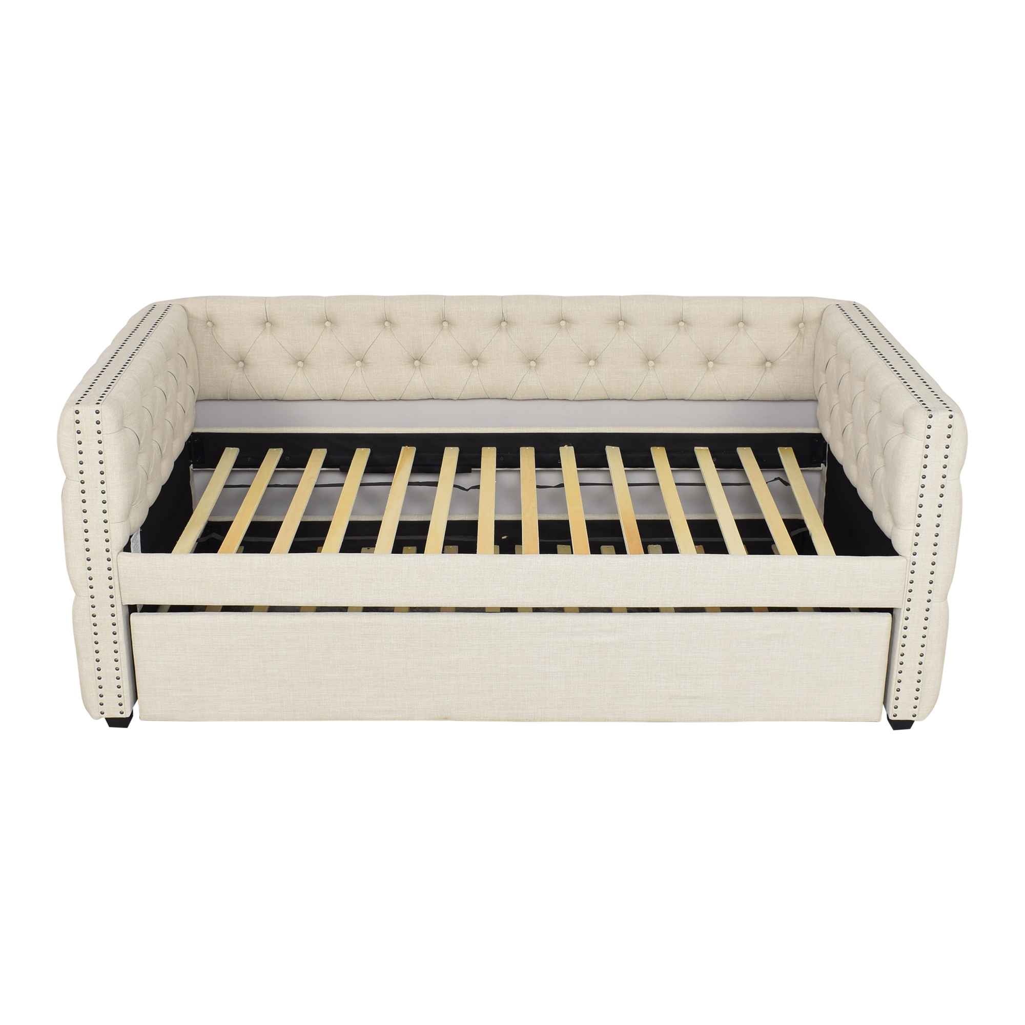 House of Hampton House of Hampton Ghislain Twin Daybed with Trundle for sale