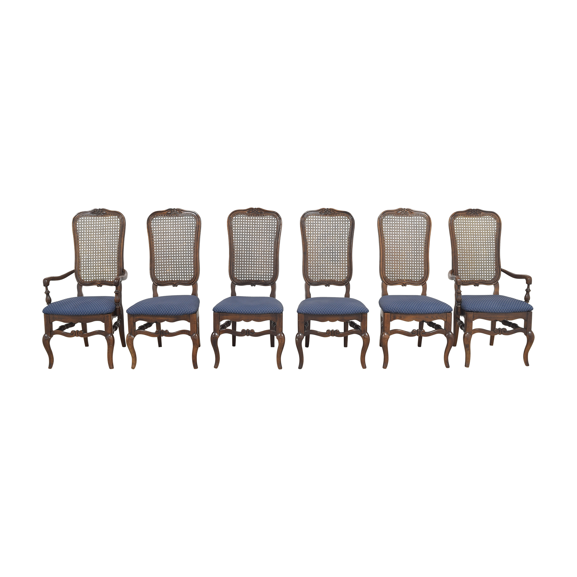 Thomasville Thomasville Upholstered Dining Chairs discount
