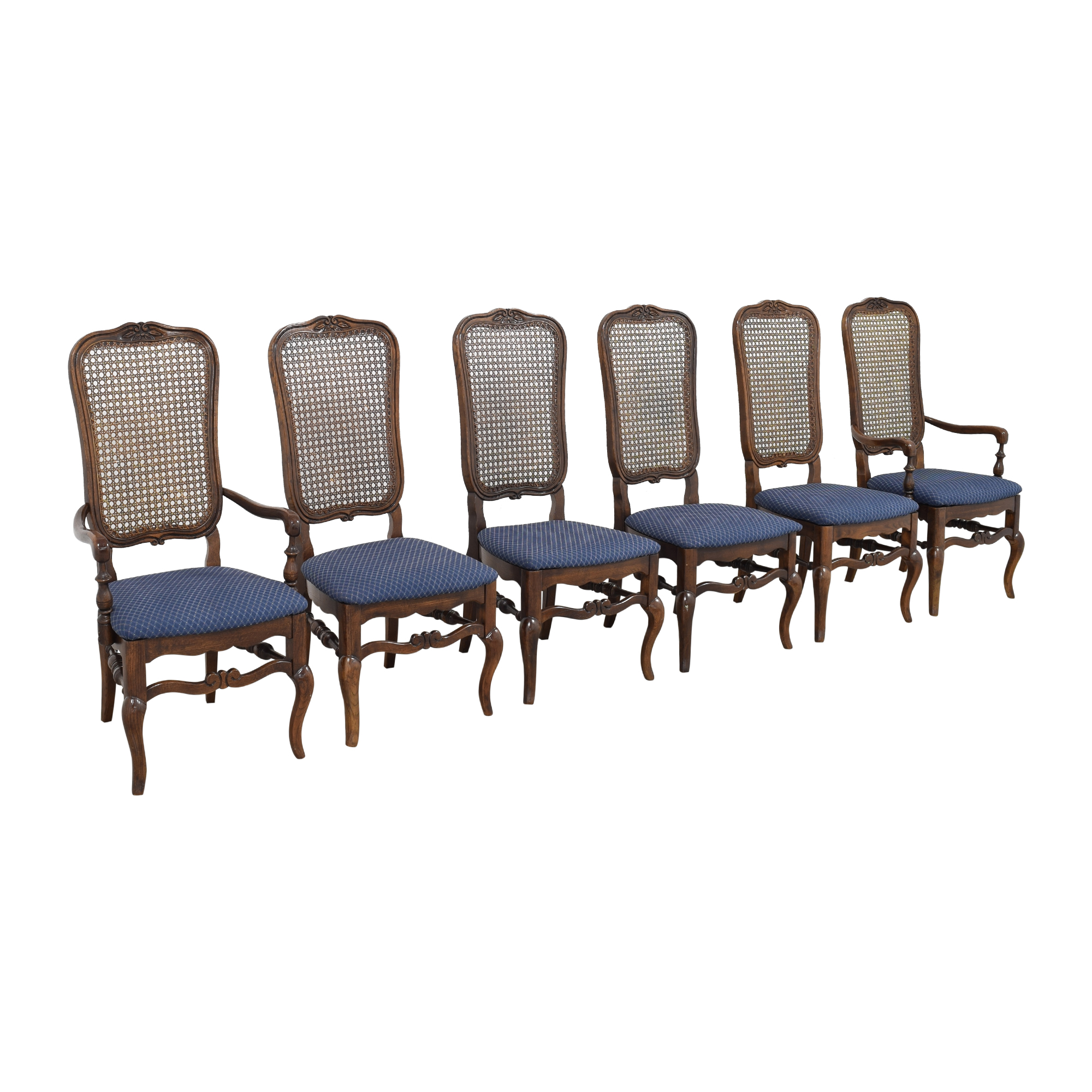 Thomasville Thomasville Upholstered Dining Chairs nyc