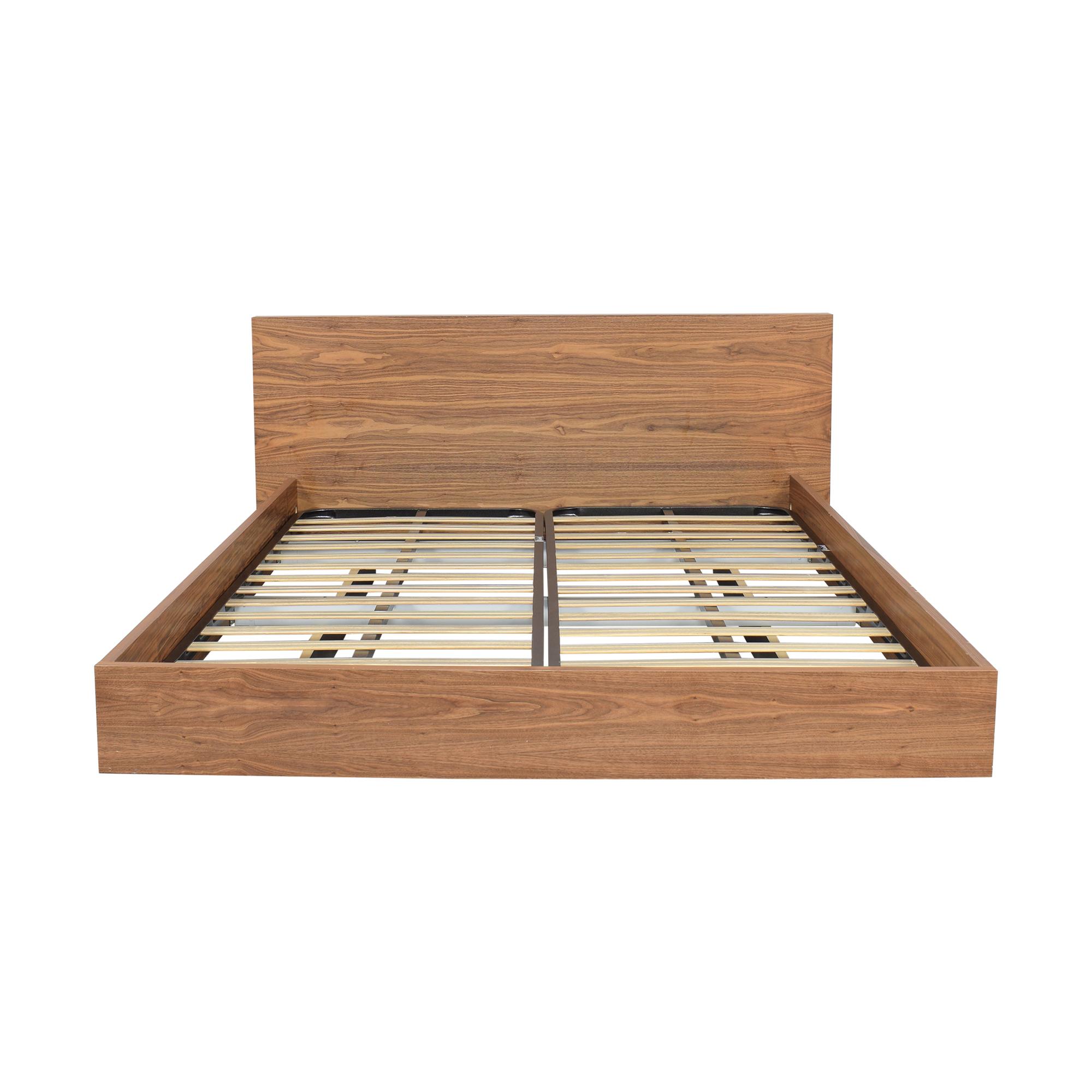 buy Blu Dot Queen Bed Blu Dot Bed Frames