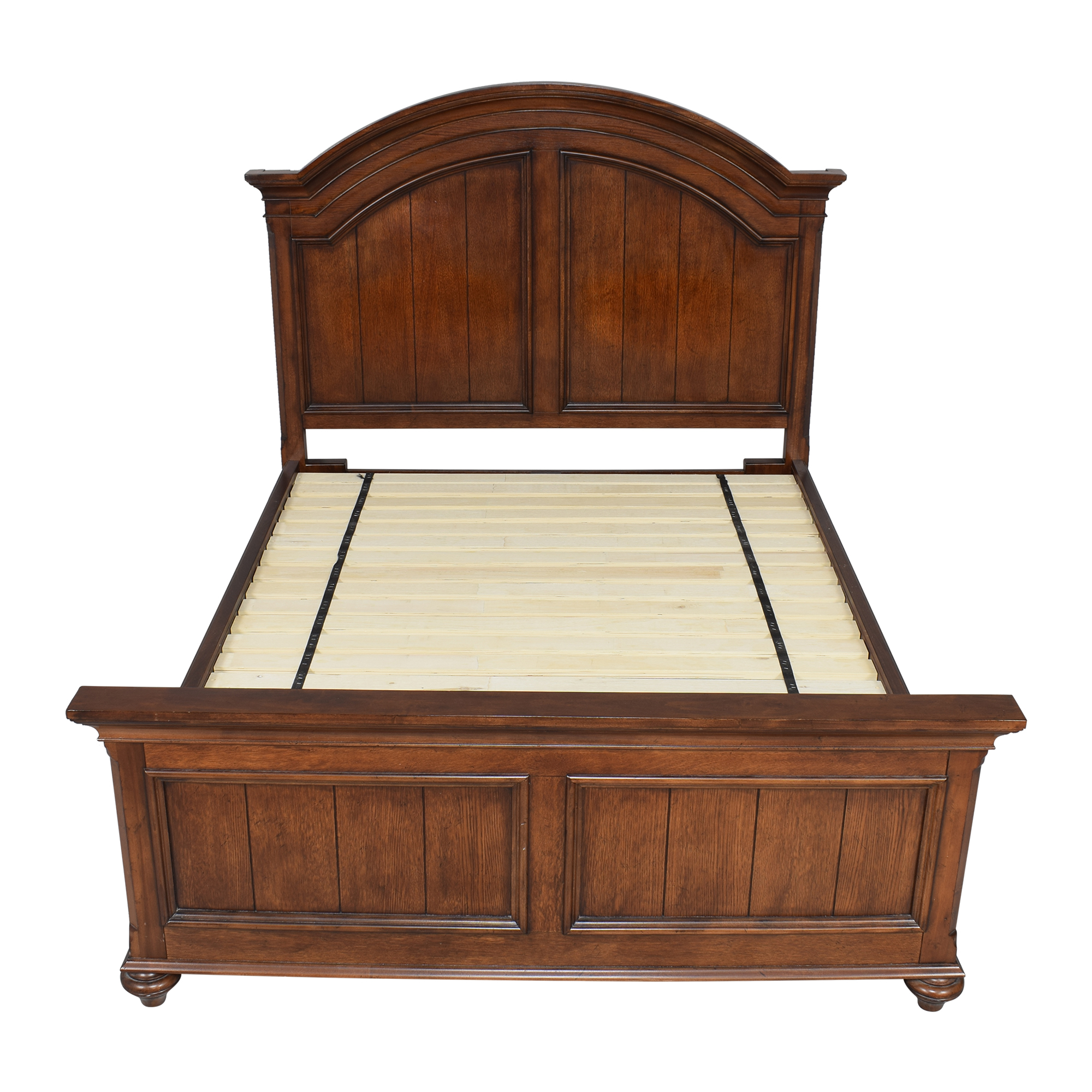 Raymour & Flanigan Raymour & Flanigan Legacy Storage Queen Bed nyc