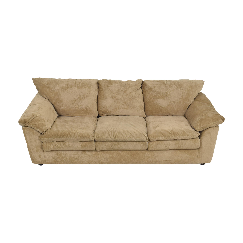 Sealy Three Cushion Sofa / Sofas