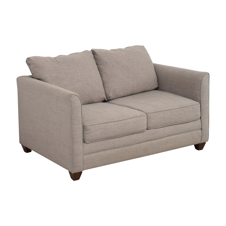 Jennifer Furniture Jennifer Furniture Tilly Twin Sleeper Loveseat  nyc