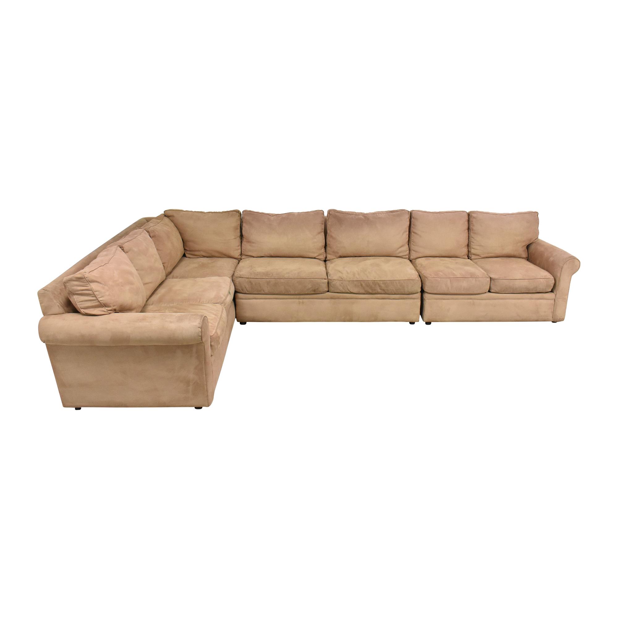 buy Rowe Furniture Corner Sectional Sofa Rowe Furniture Sofas