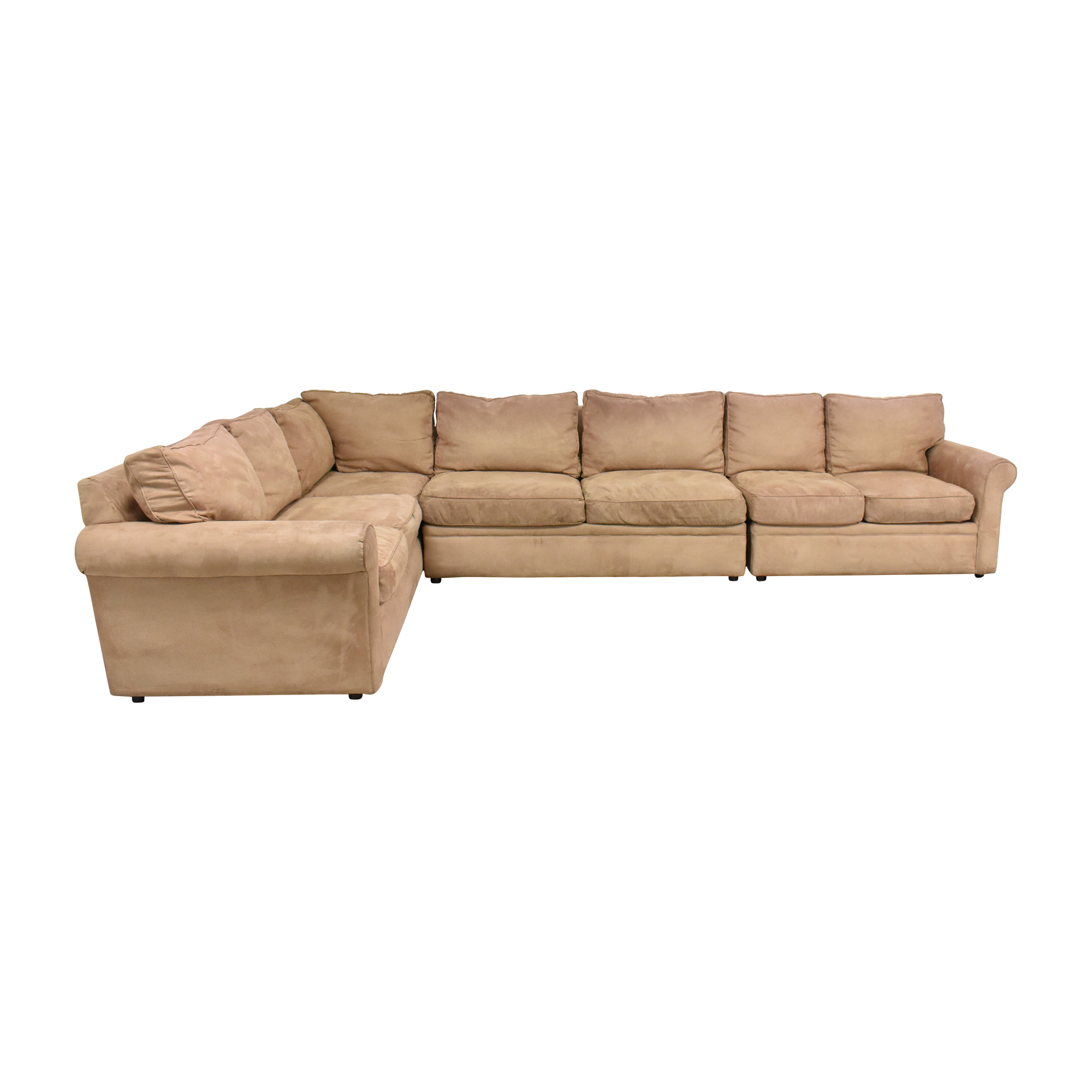 Rowe Furniture Rowe Furniture Corner Sectional Sofa pa