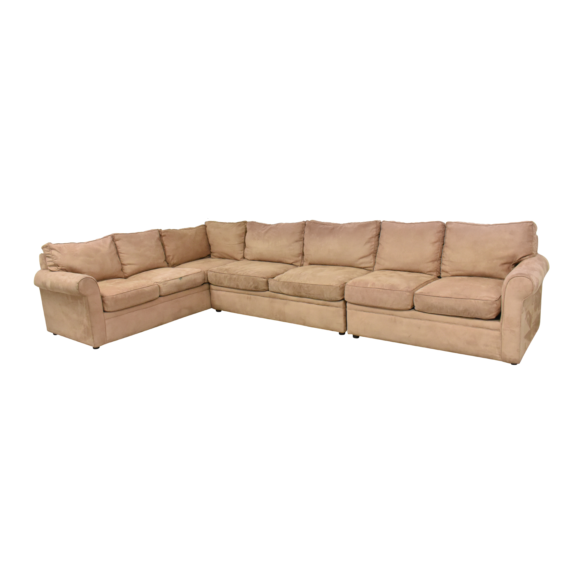 Rowe Furniture Corner Sectional Sofa / Sectionals