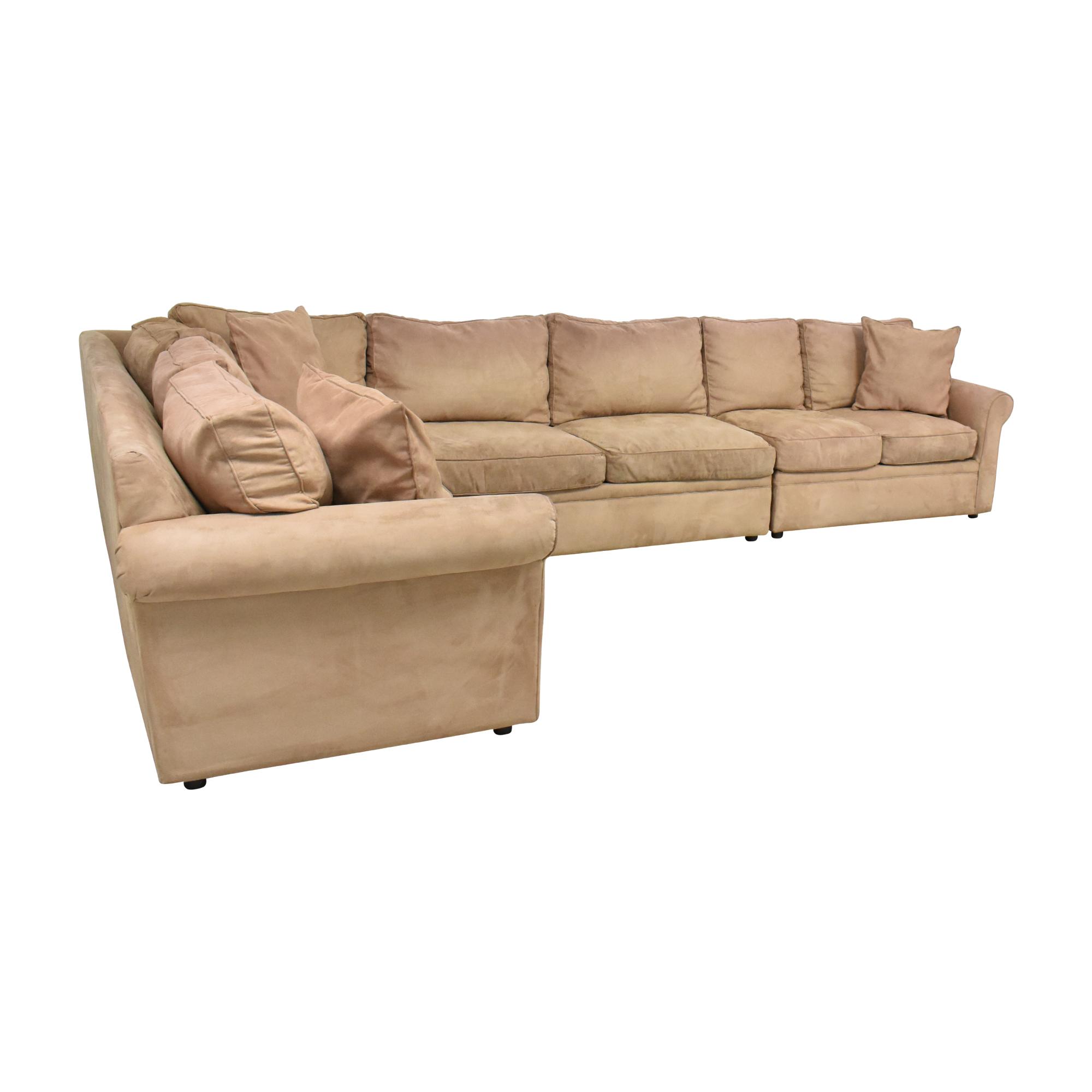 Rowe Furniture Rowe Furniture Corner Sectional Sofa ma