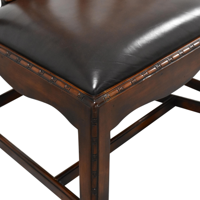 buy Theodore Alexander Theodore Alexander Queen Anne Dining Chairs online