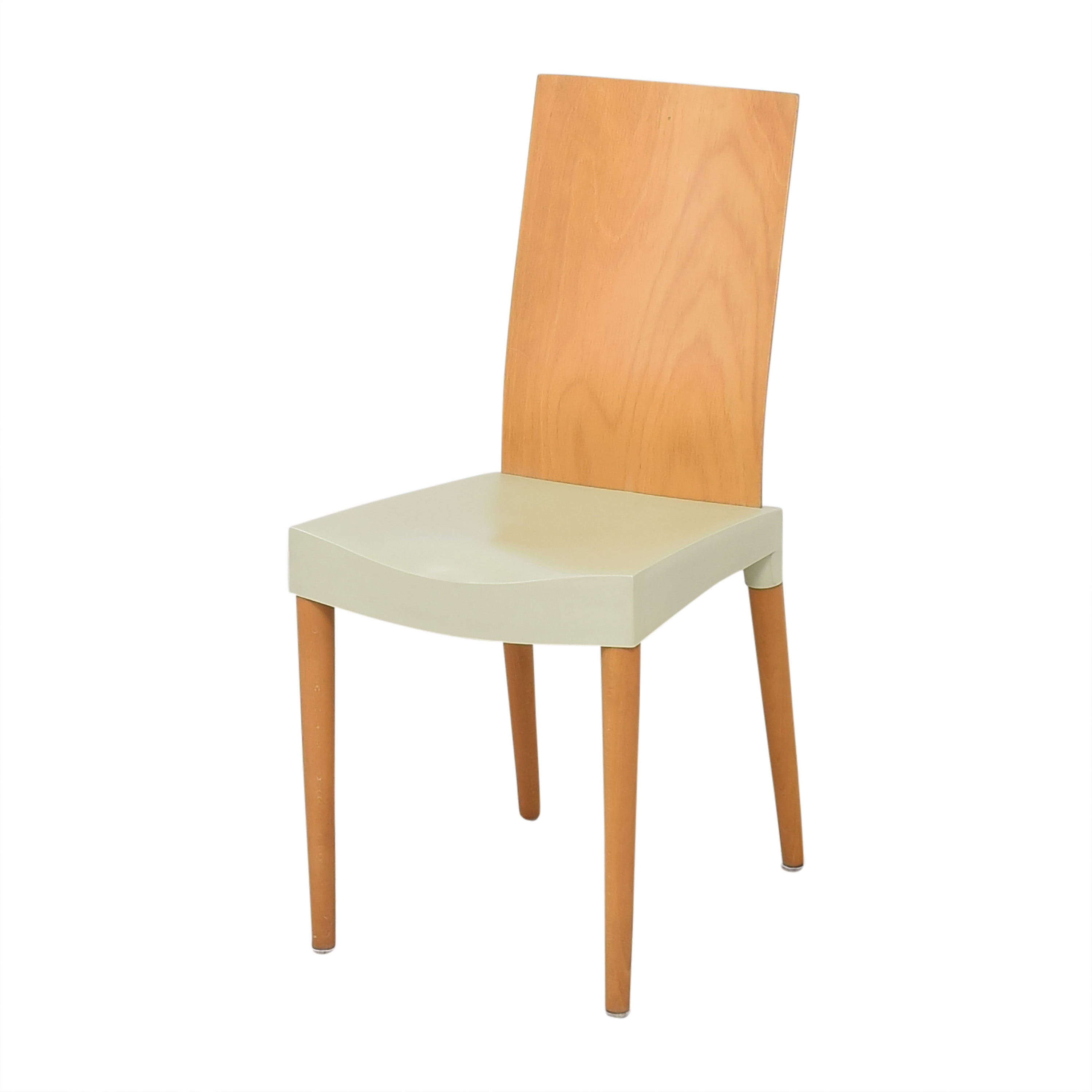 Kartell Kartell by Philippe Starck Miss Trip Dining Chairs green and brown
