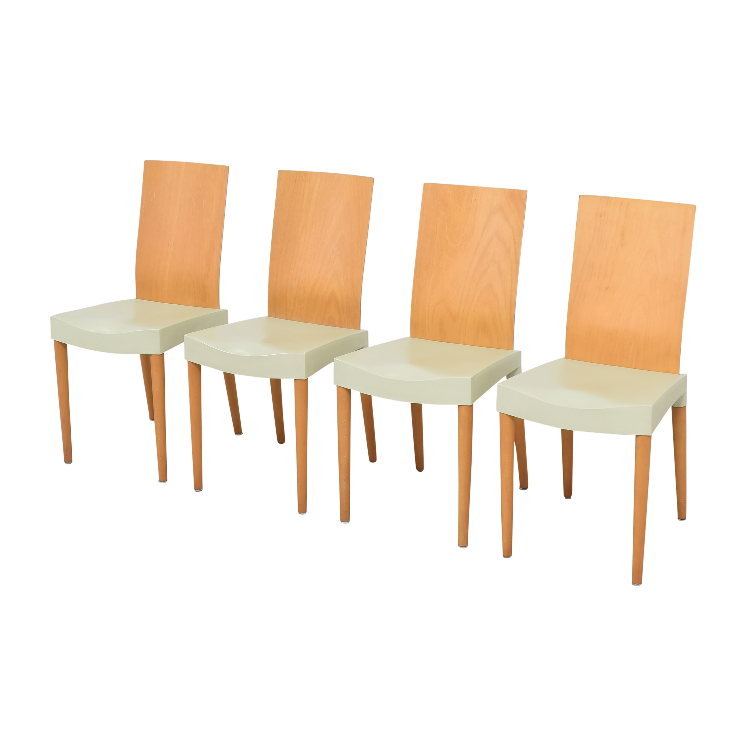 Kartell Kartell by Philippe Starck Miss Trip Dining Chairs ct