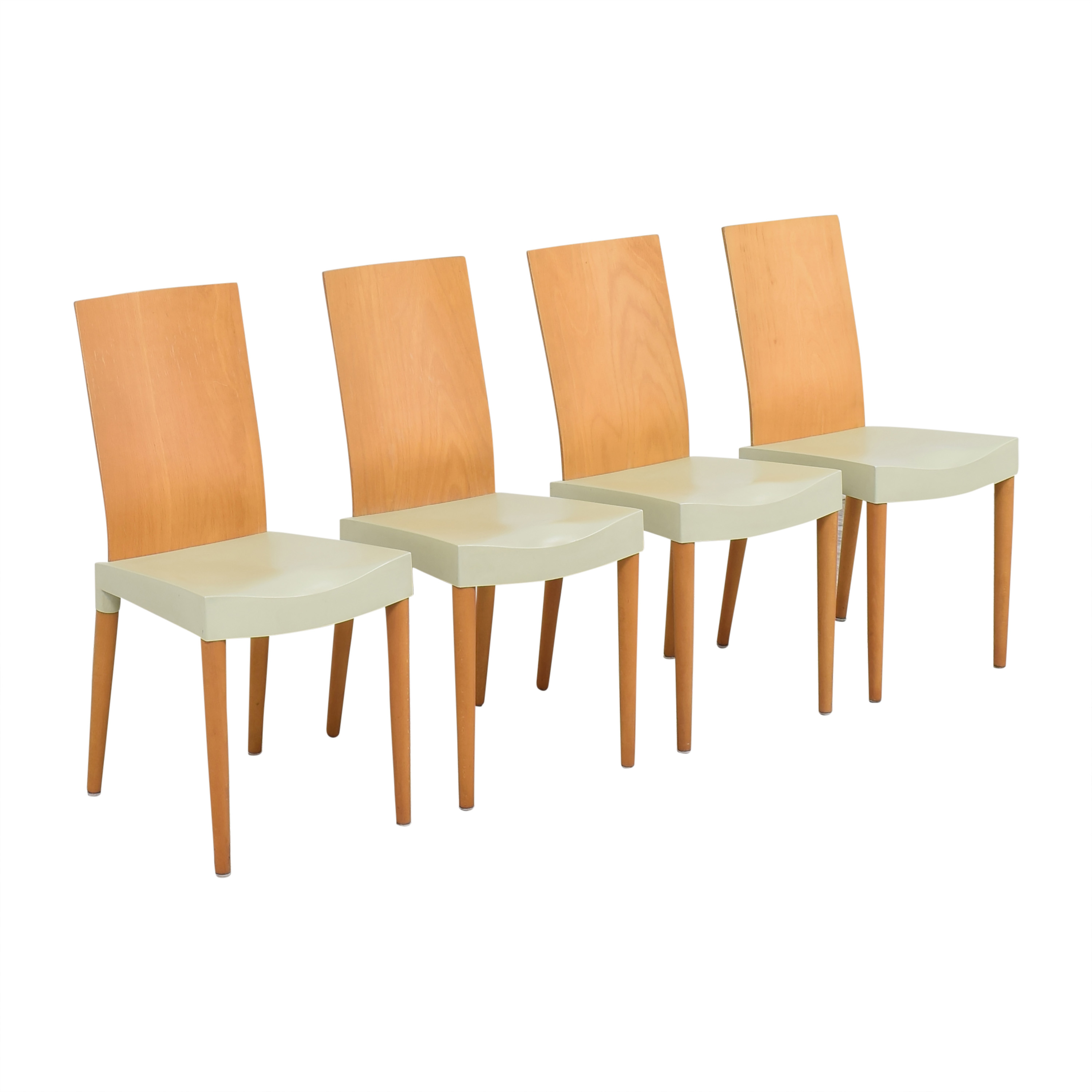 shop Kartell by Philippe Starck Miss Trip Dining Chairs Kartell Chairs