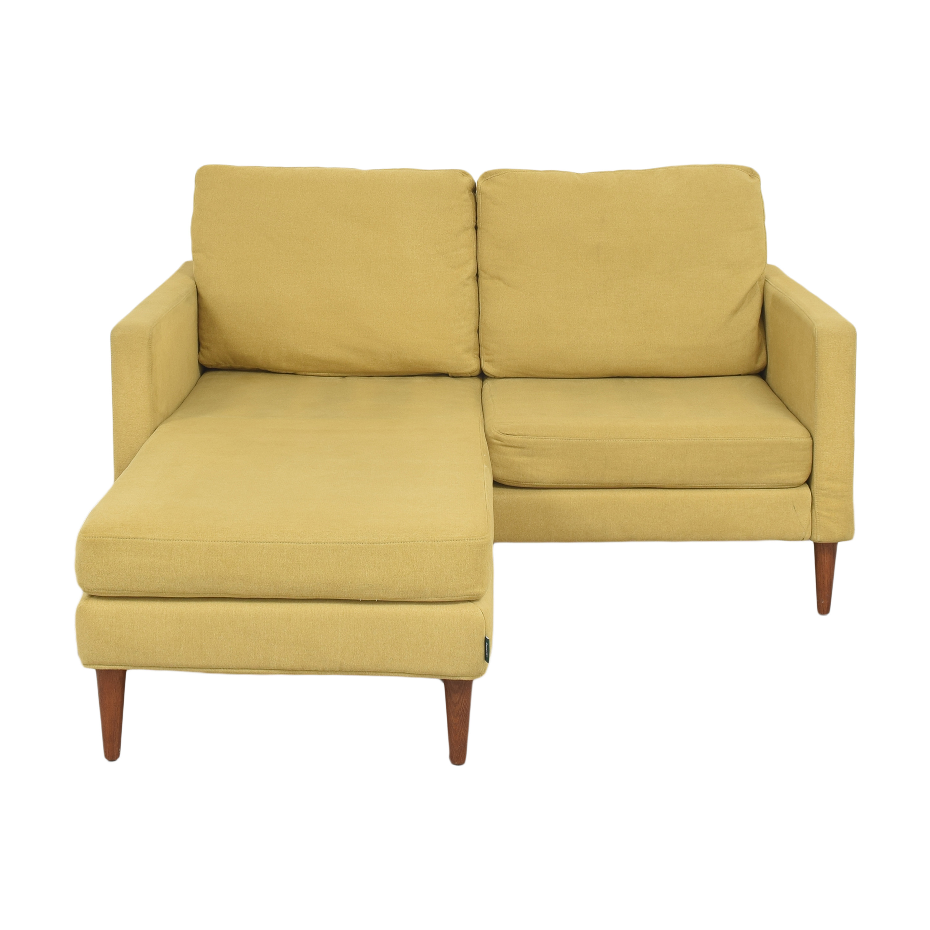 Campaign Campaign Loveseat Sectional Sofa ct