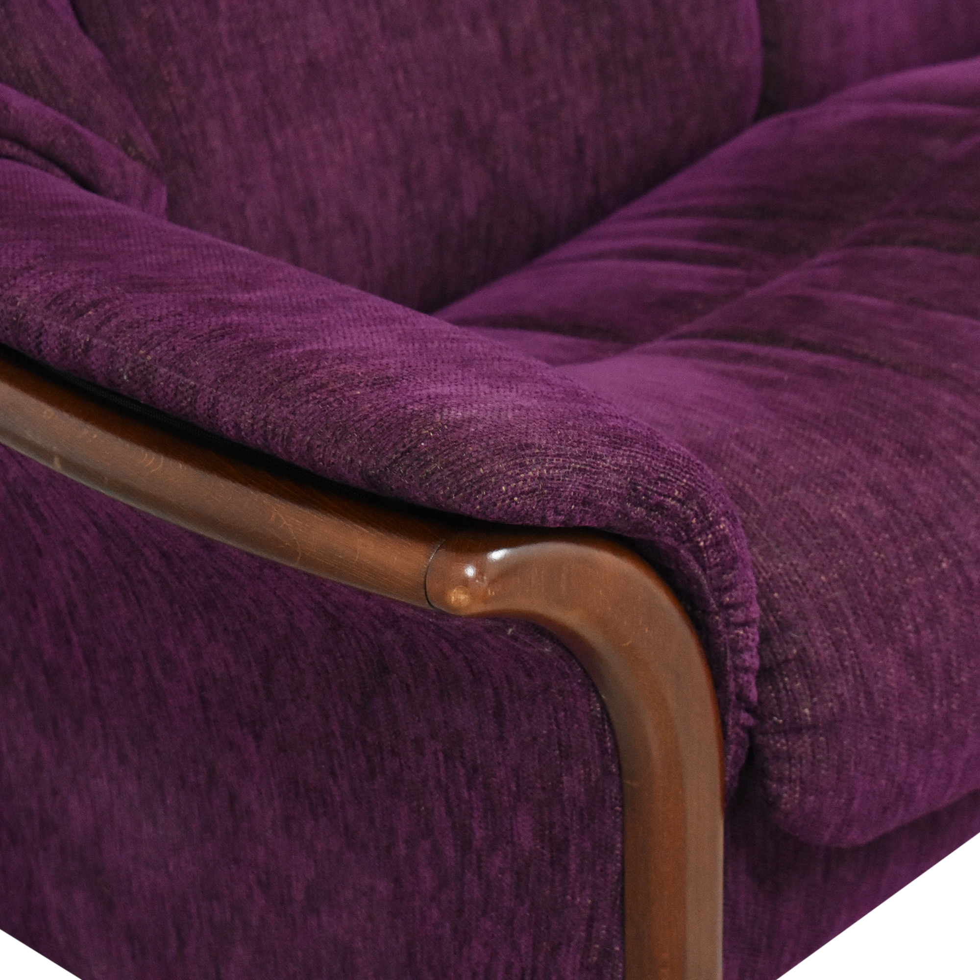 Ekornes Ekornes Stressless Eldorado High Reclining Sofa purple