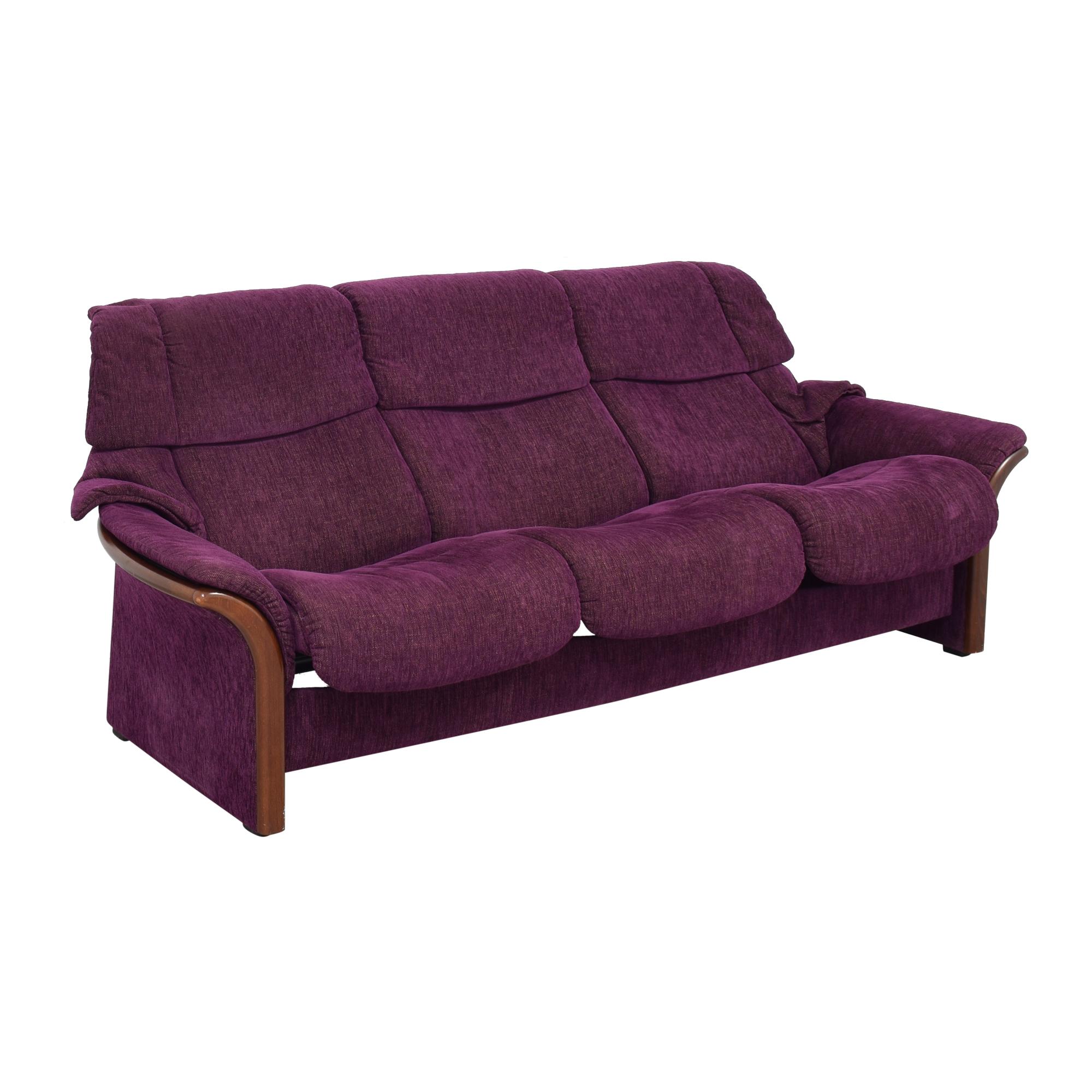 Ekornes Ekornes Stressless Eldorado High Reclining Sofa ma