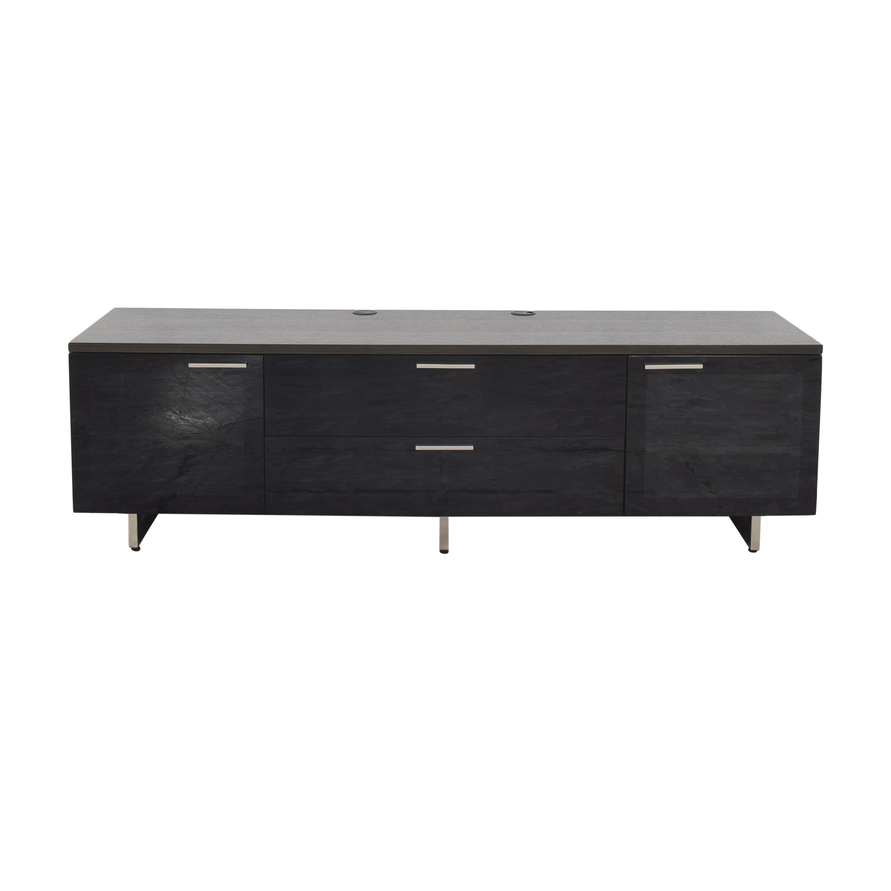 BDI Furniture BDI Avion Wide Media Console ct