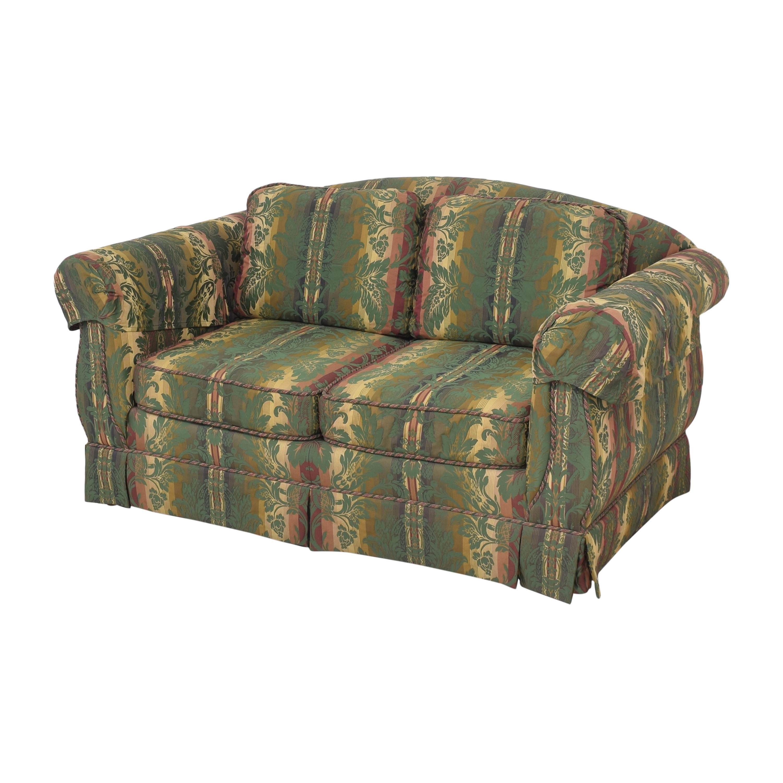 buy Thomasville Two Cushion Sofa Thomasville