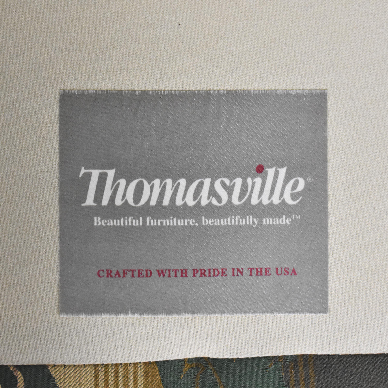 Thomasville Thomasville Two Cushion Sofa ct