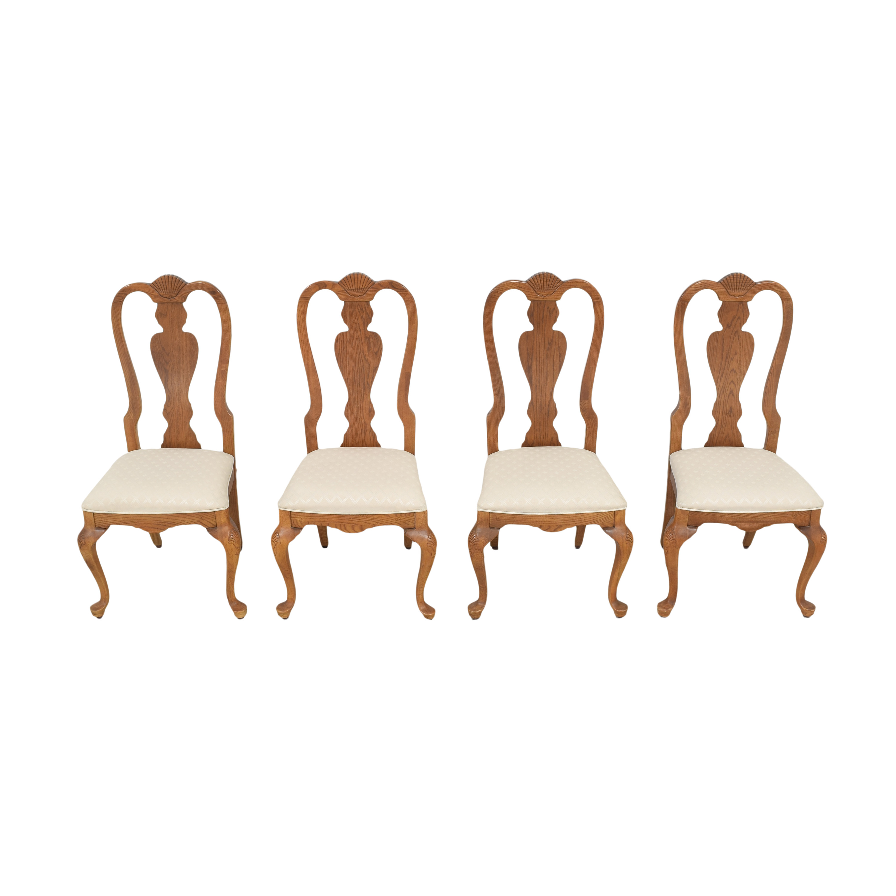 Stanley Furniture Queen Anne Dining Chairs Stanley Furniture