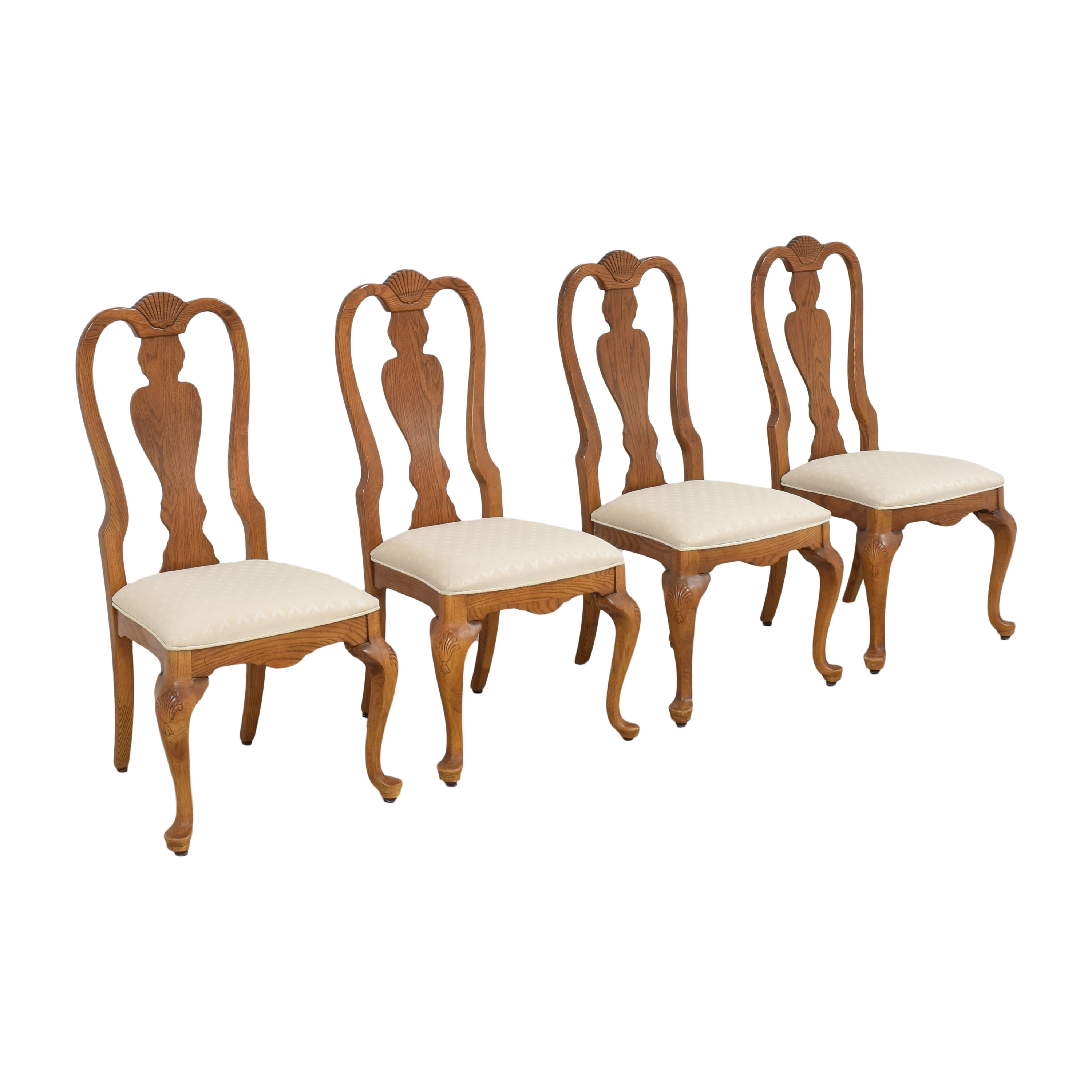 buy Stanley Furniture Stanley Furniture Queen Anne Dining Chairs online