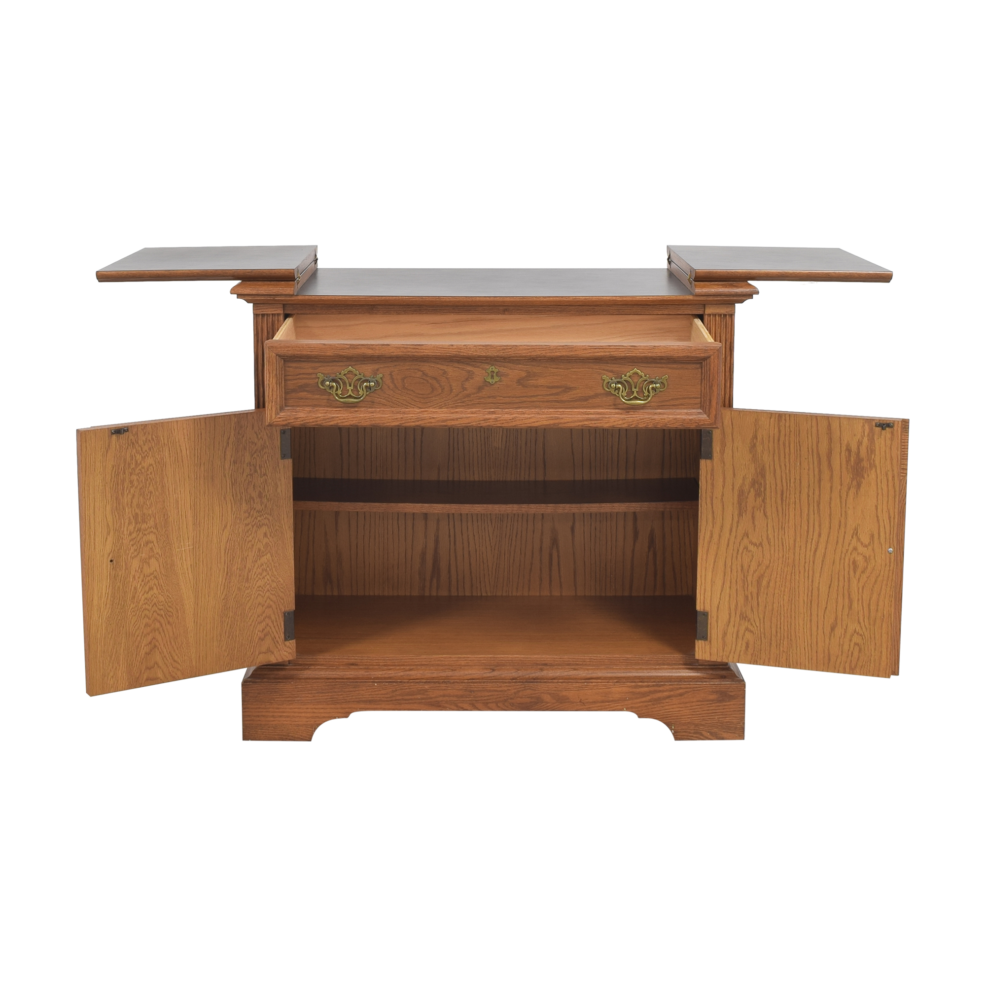 shop Stanley Furniture Stanley Furniture Flip Top Server online