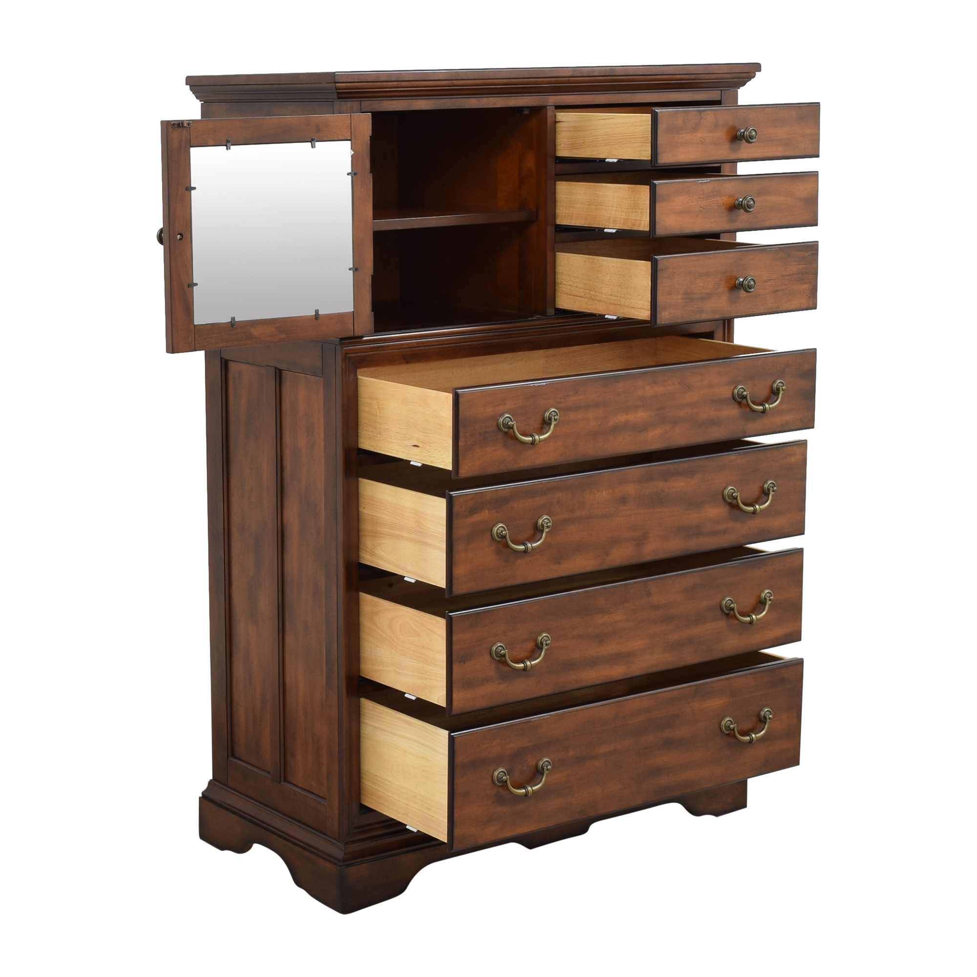 buy Cresent Furniture Cresent Furniture Tall Chest online