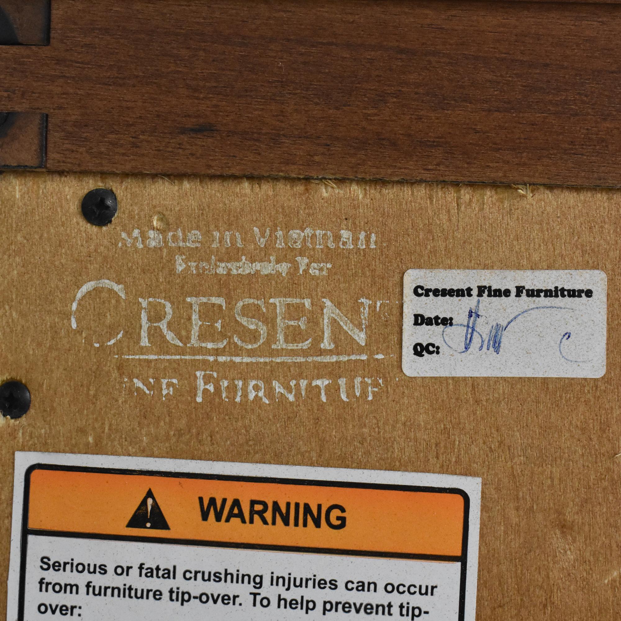 buy Cresent Furniture Tall Chest Cresent Furniture Storage
