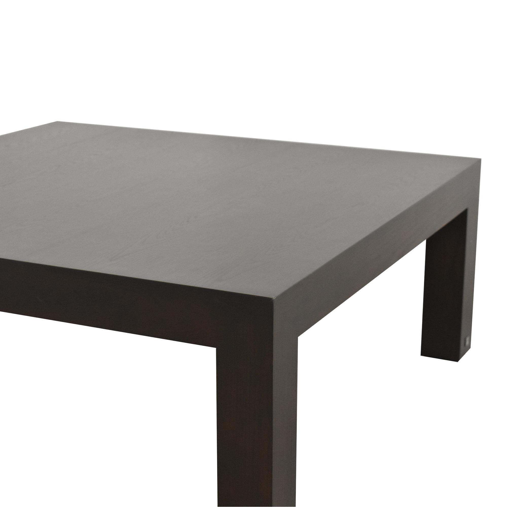 Desiron Rio Square Cocktail Table / Coffee Tables