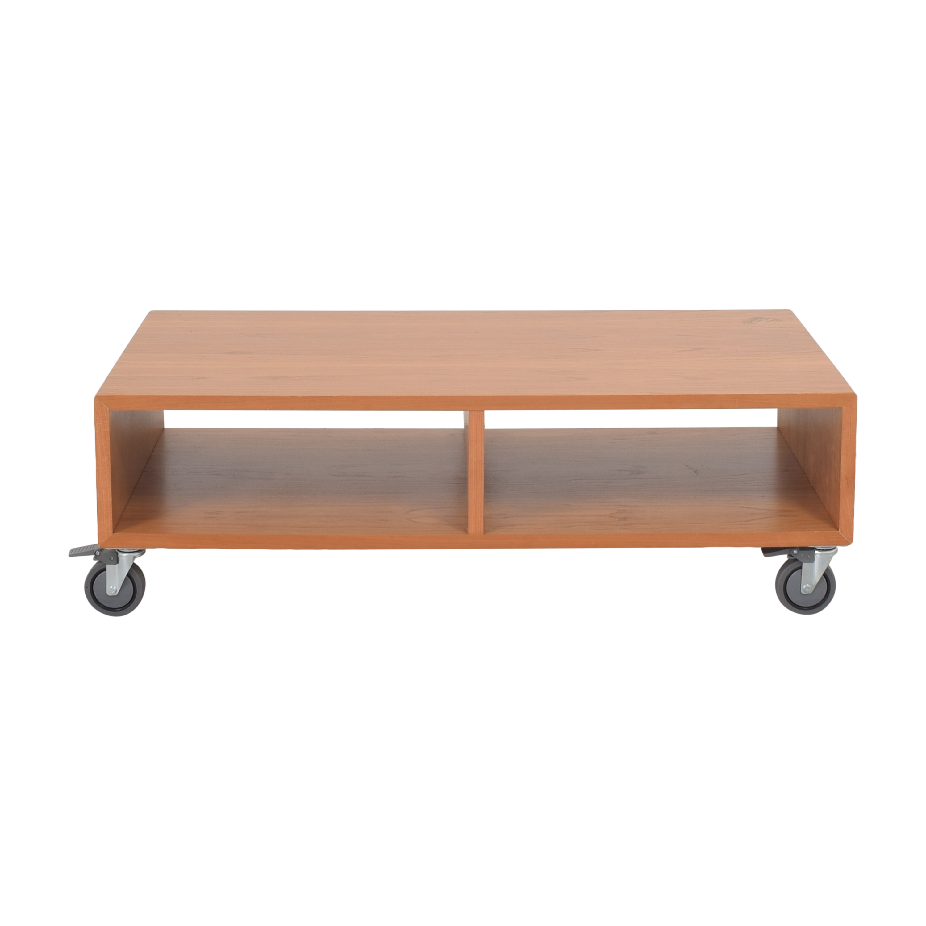 buy Room & Board Room & Board Cocktail Table on Casters online