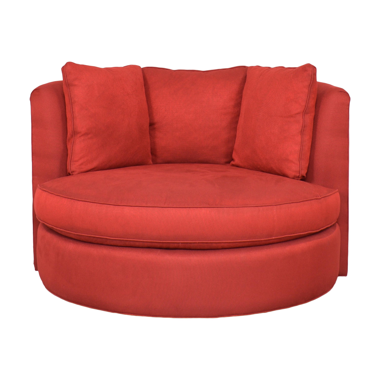 buy Room & Board Eos Swivel Chair Room & Board