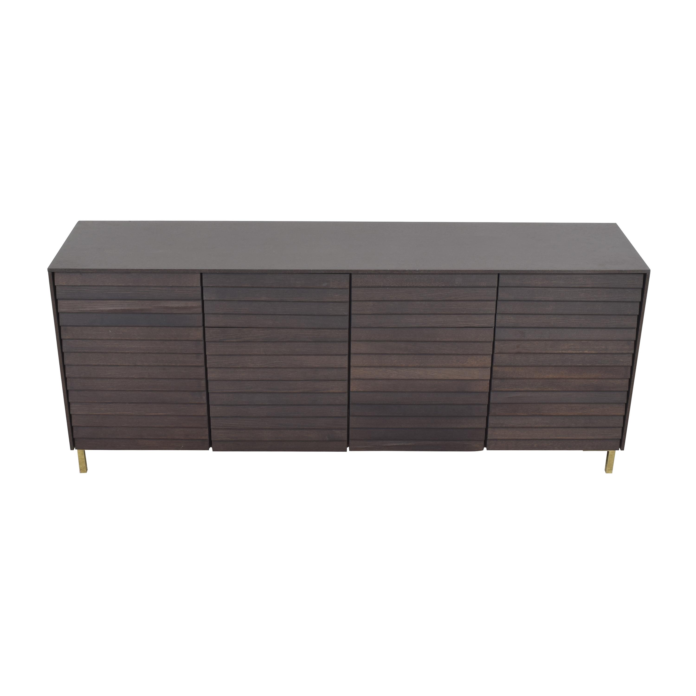 shop Design Within Reach Sussex Sideboard Design Within Reach Storage