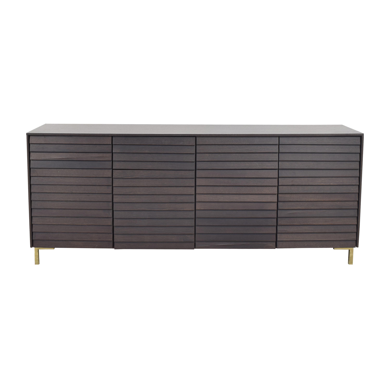 Design Within Reach Design Within Reach Sussex Sideboard dark brown