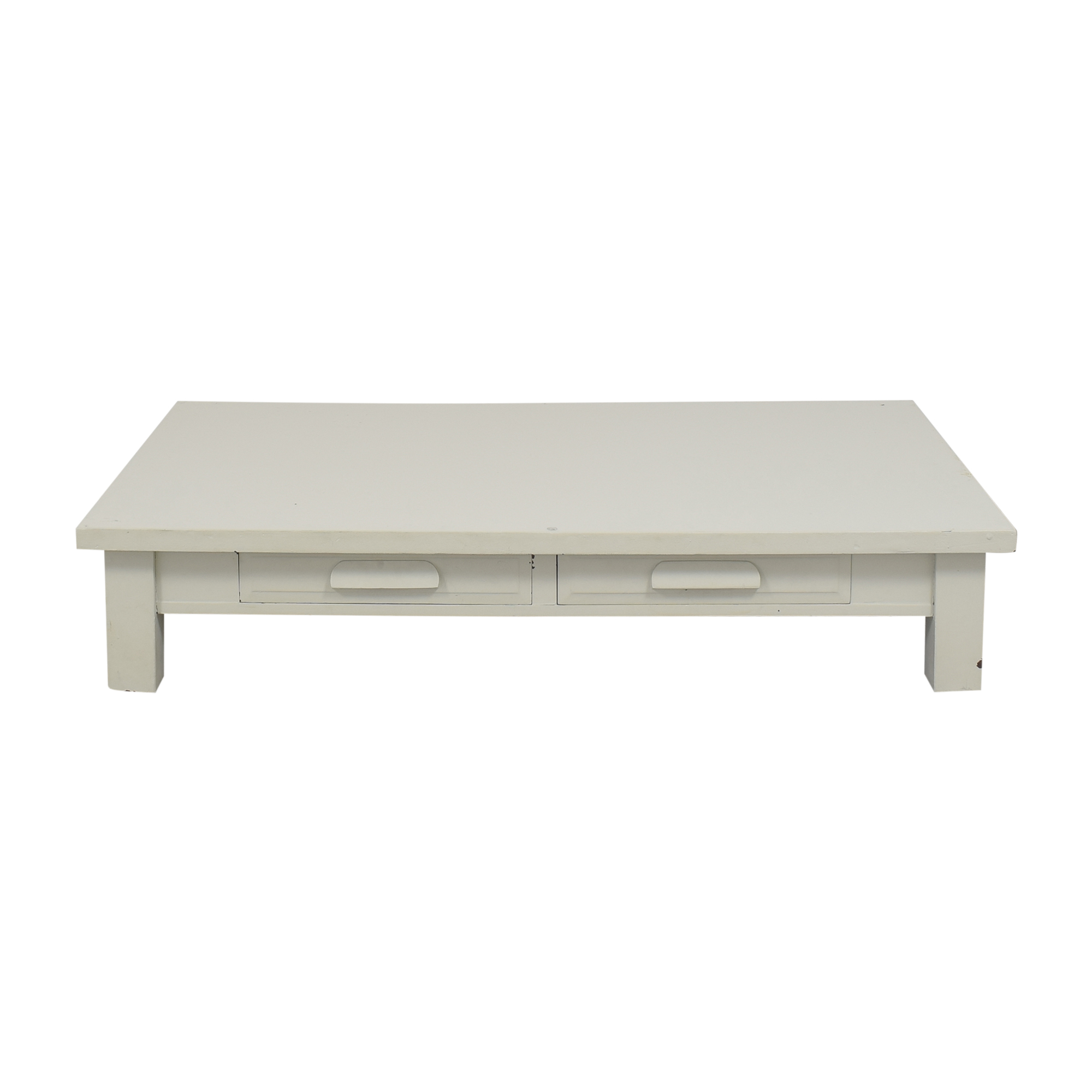 Standard Furniture Coffee Table with Drawers / Coffee Tables