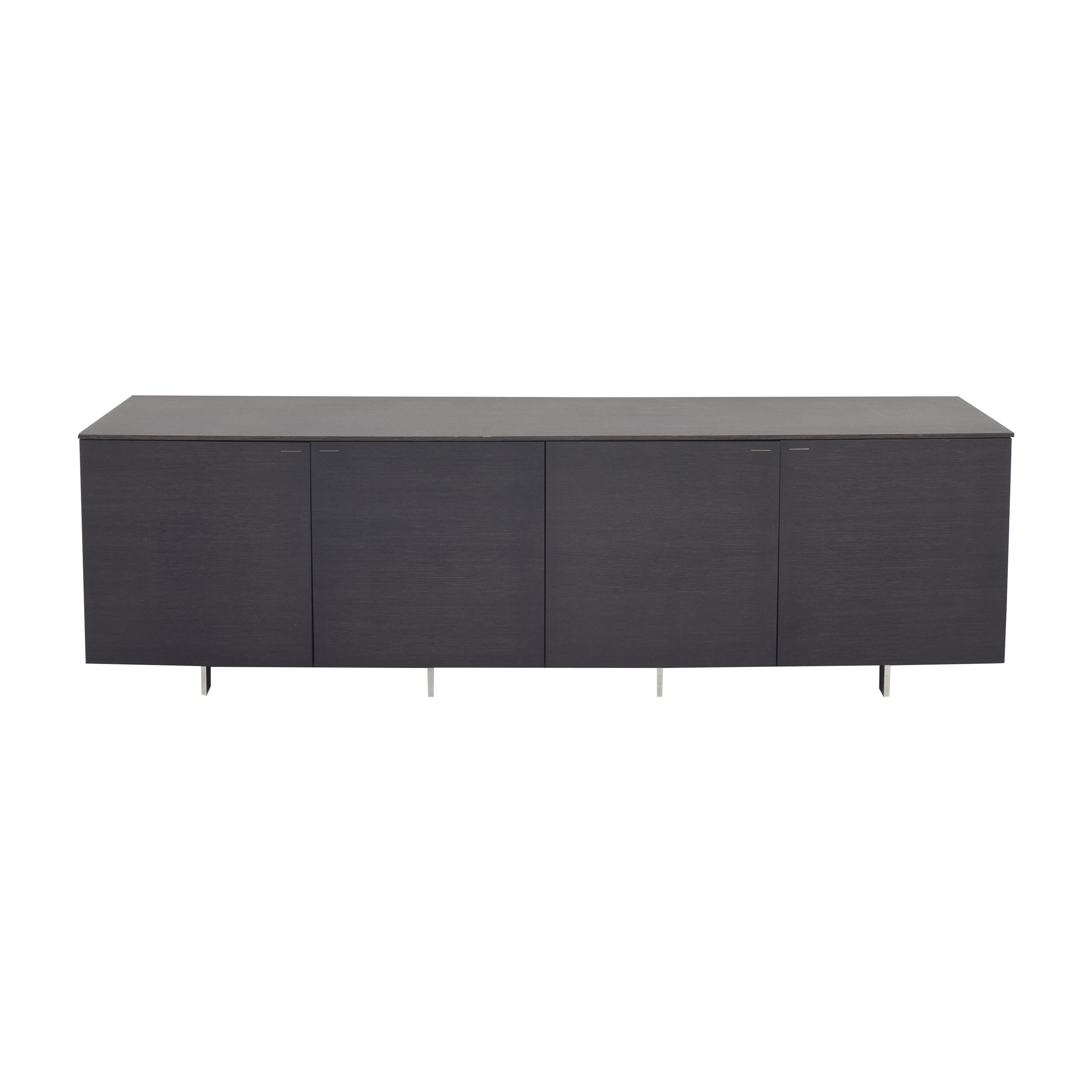 Molteni Molteni Four Door Modern Sideboard second hand