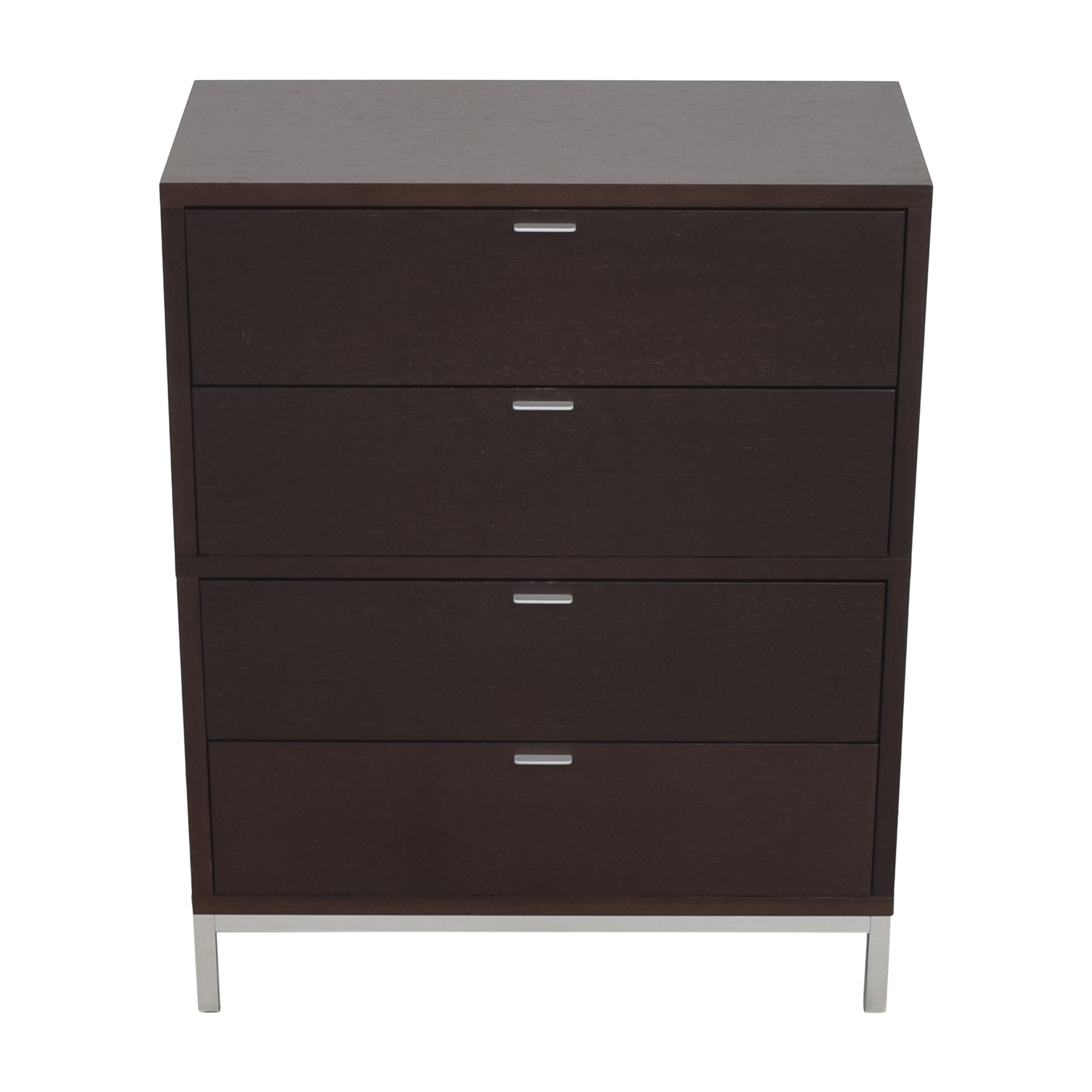 Modern Four Drawer Chest nyc