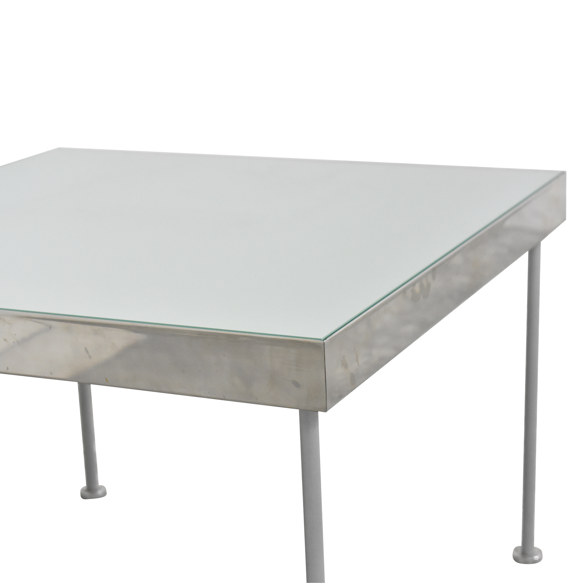 Square Top Coffee Table second hand