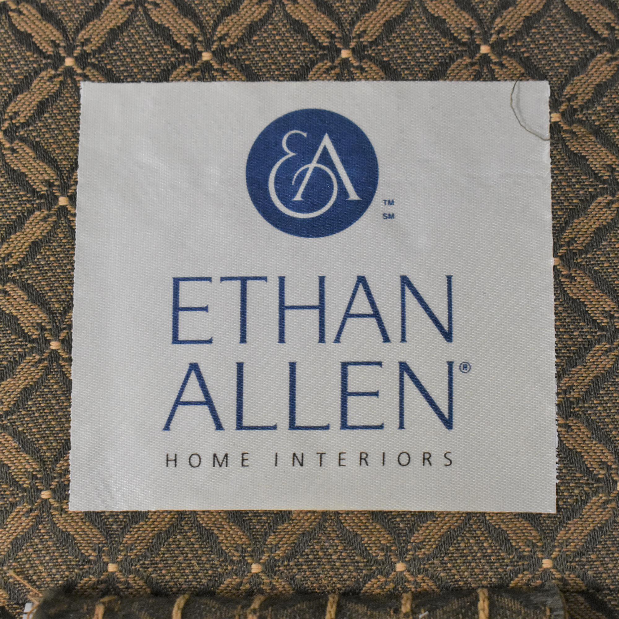 Ethan Allen Ethan Allen Giles Chair dimensions
