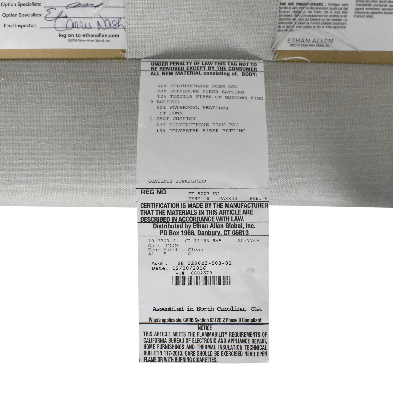 Ethan Allen Ethan Allen Shelton Grand Sofa coupon