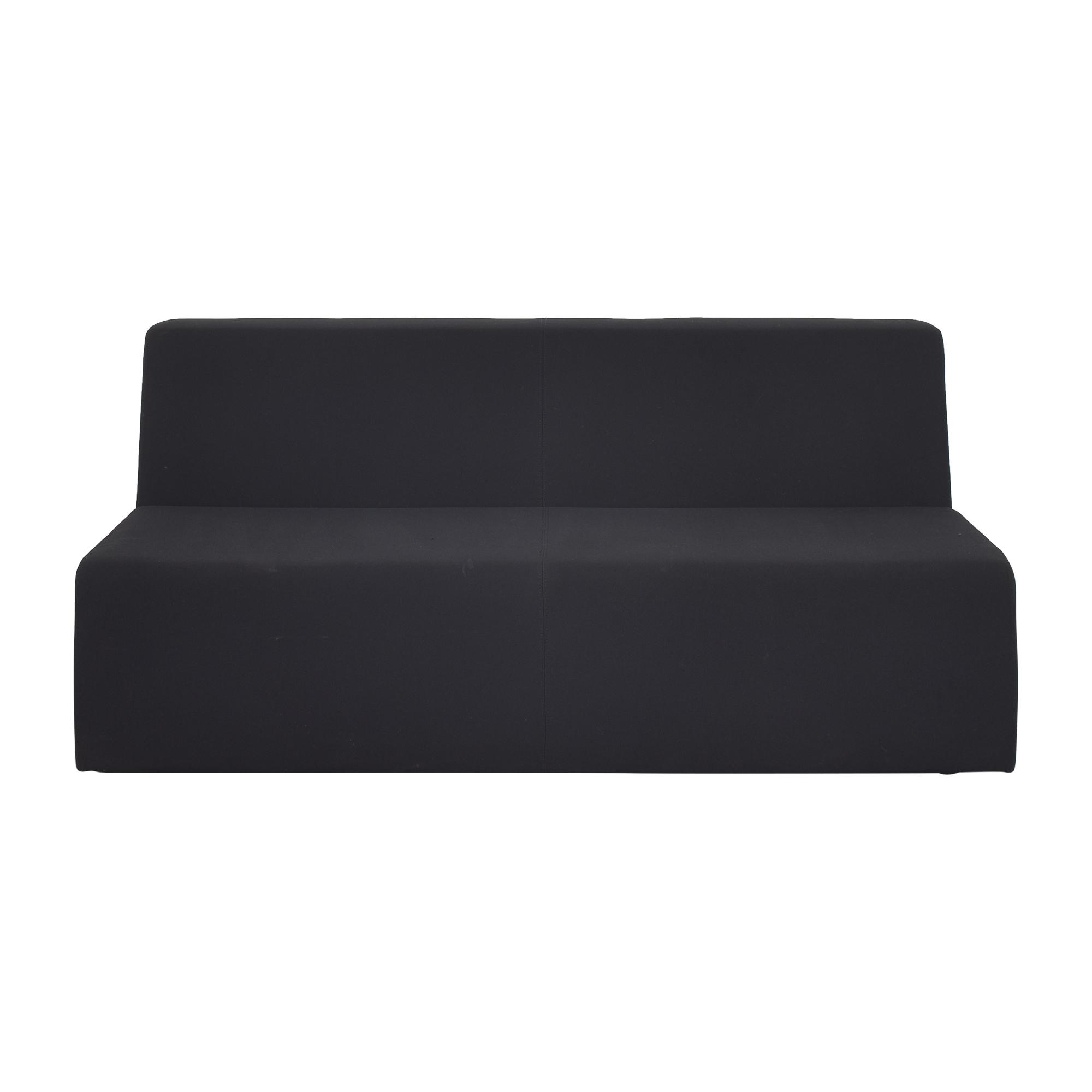 Steelcase Steelcase Turnstone Campfire Big Lounge Sofa dimensions