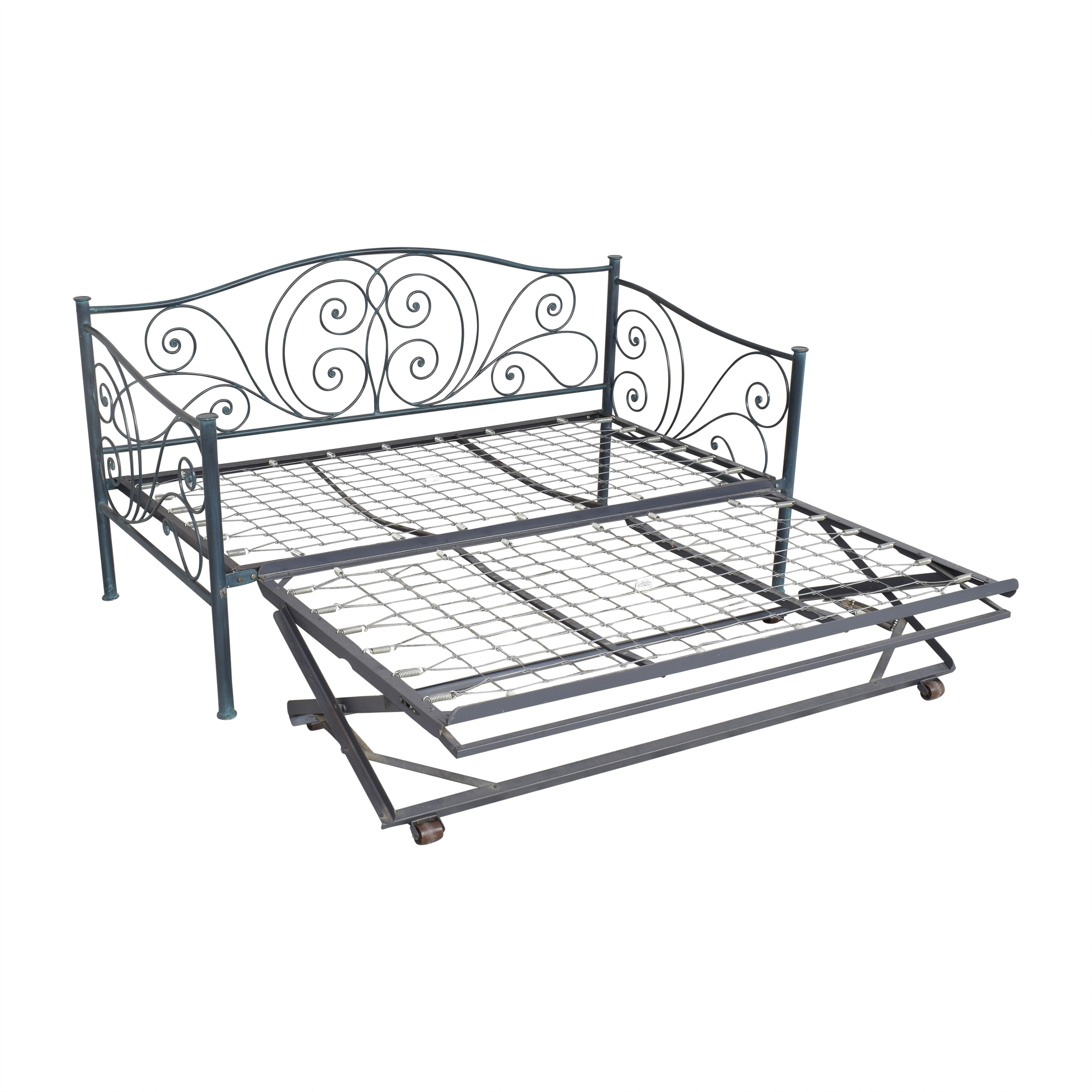 Charles P. Rogers Charles P. Rogers Openwork Twin Daybed with Trundle price