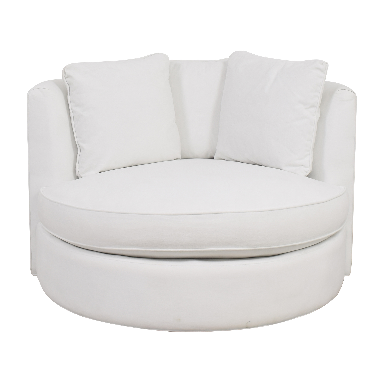 Room & Board Room & Board Eos Swivel Chair used