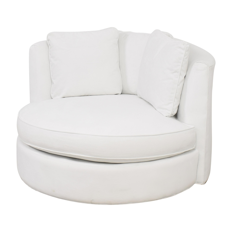 Room & Board Room & Board Eos Swivel Chair nyc