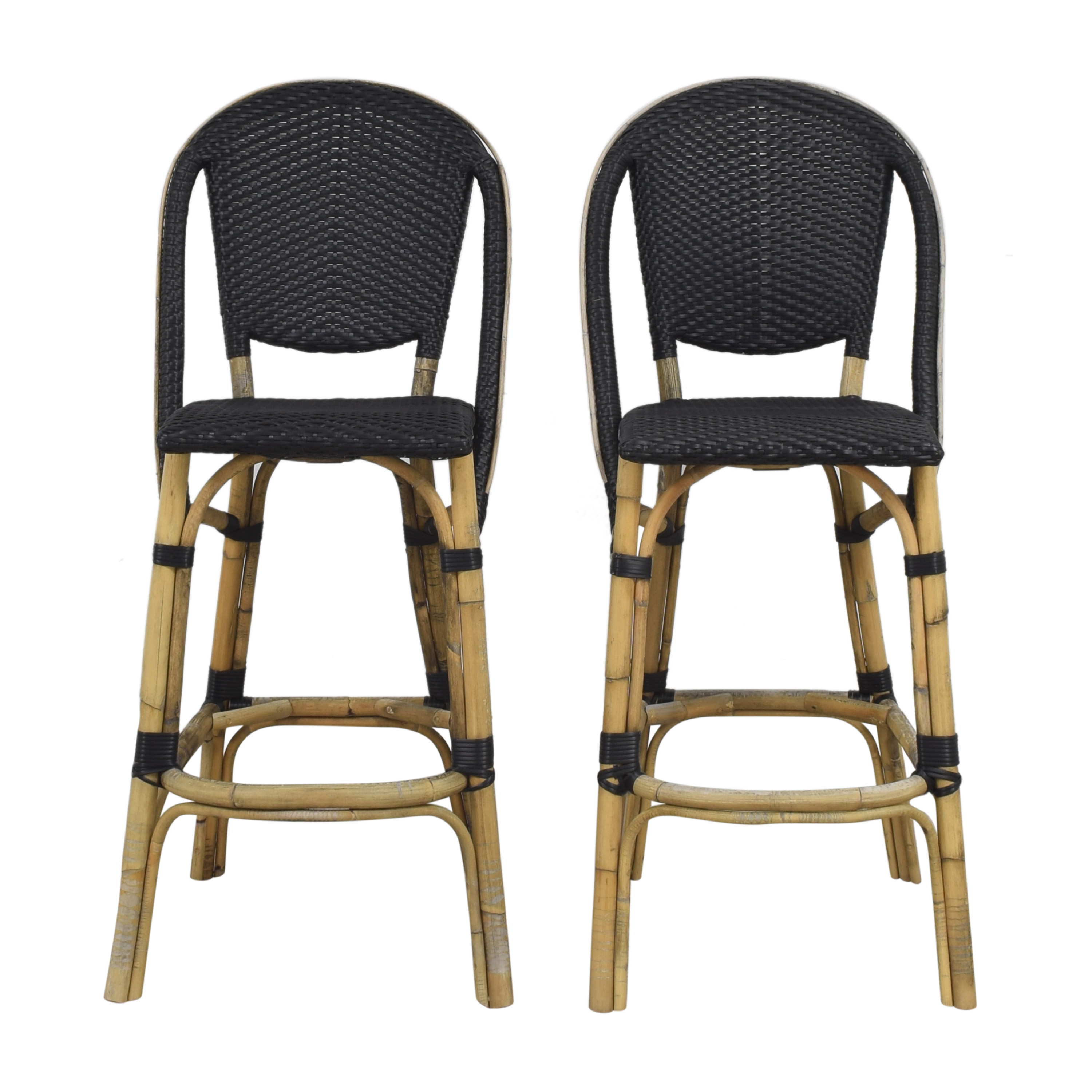 shop Industry West Monaco Bar Chairs  Industry West