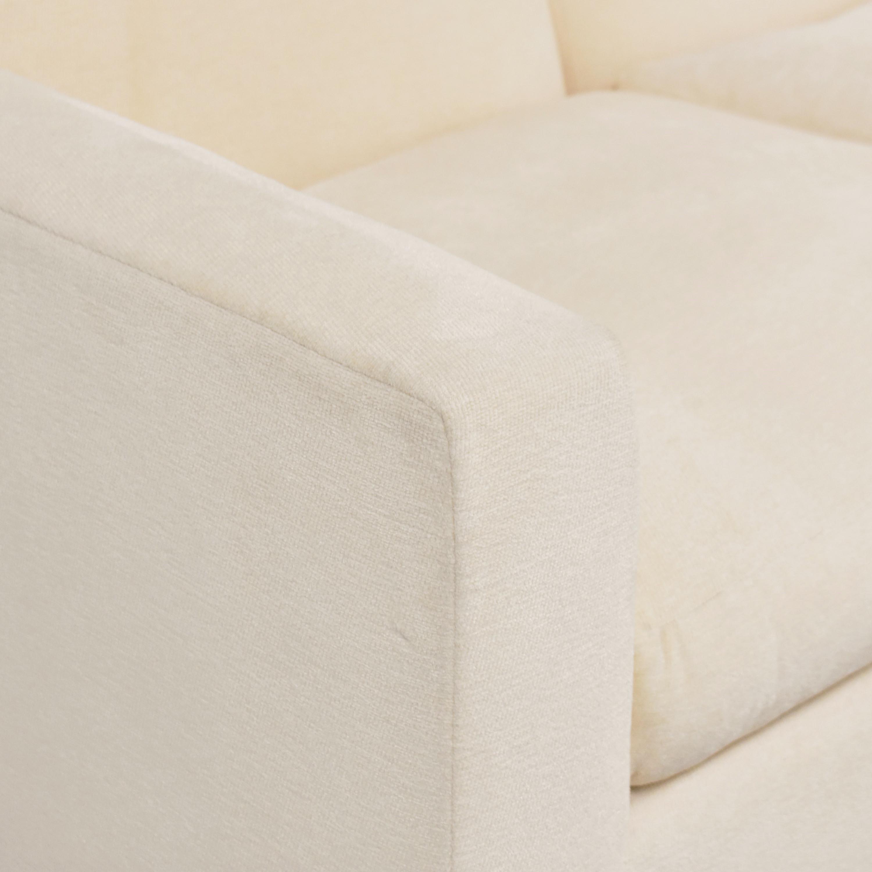Custom Three Cushion Sofa dimensions