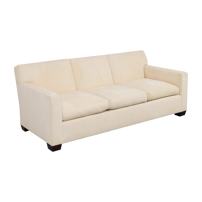 Custom Three Cushion Sofa discount
