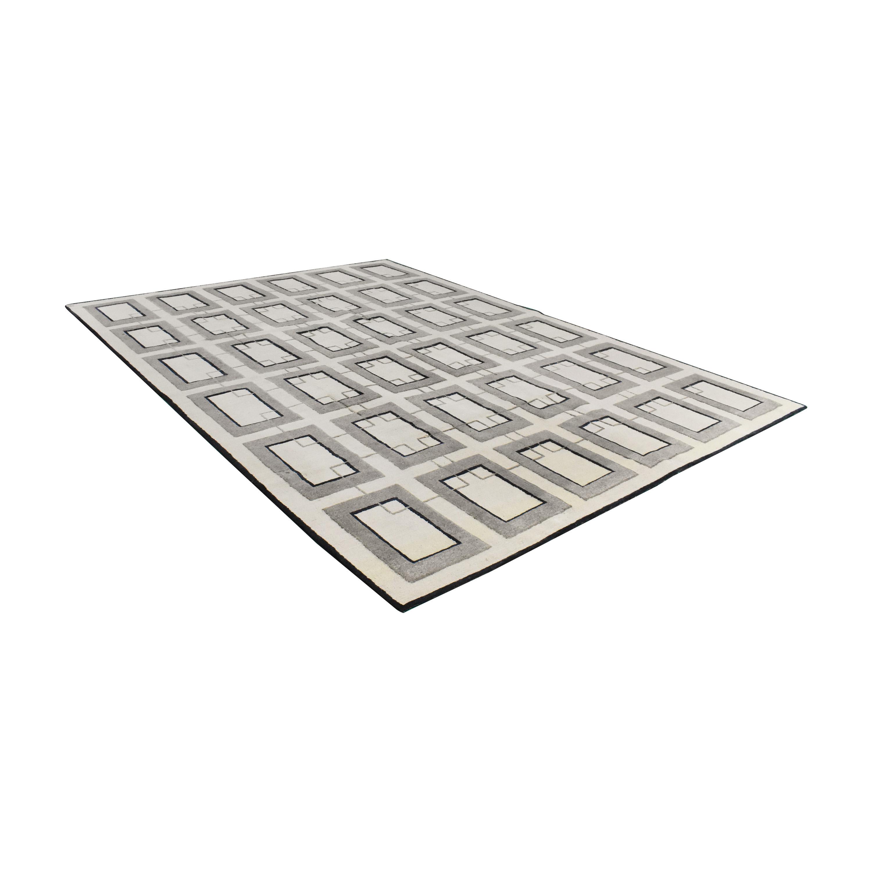 Stark Carpet Stark Carpet Geometric Area Rug used