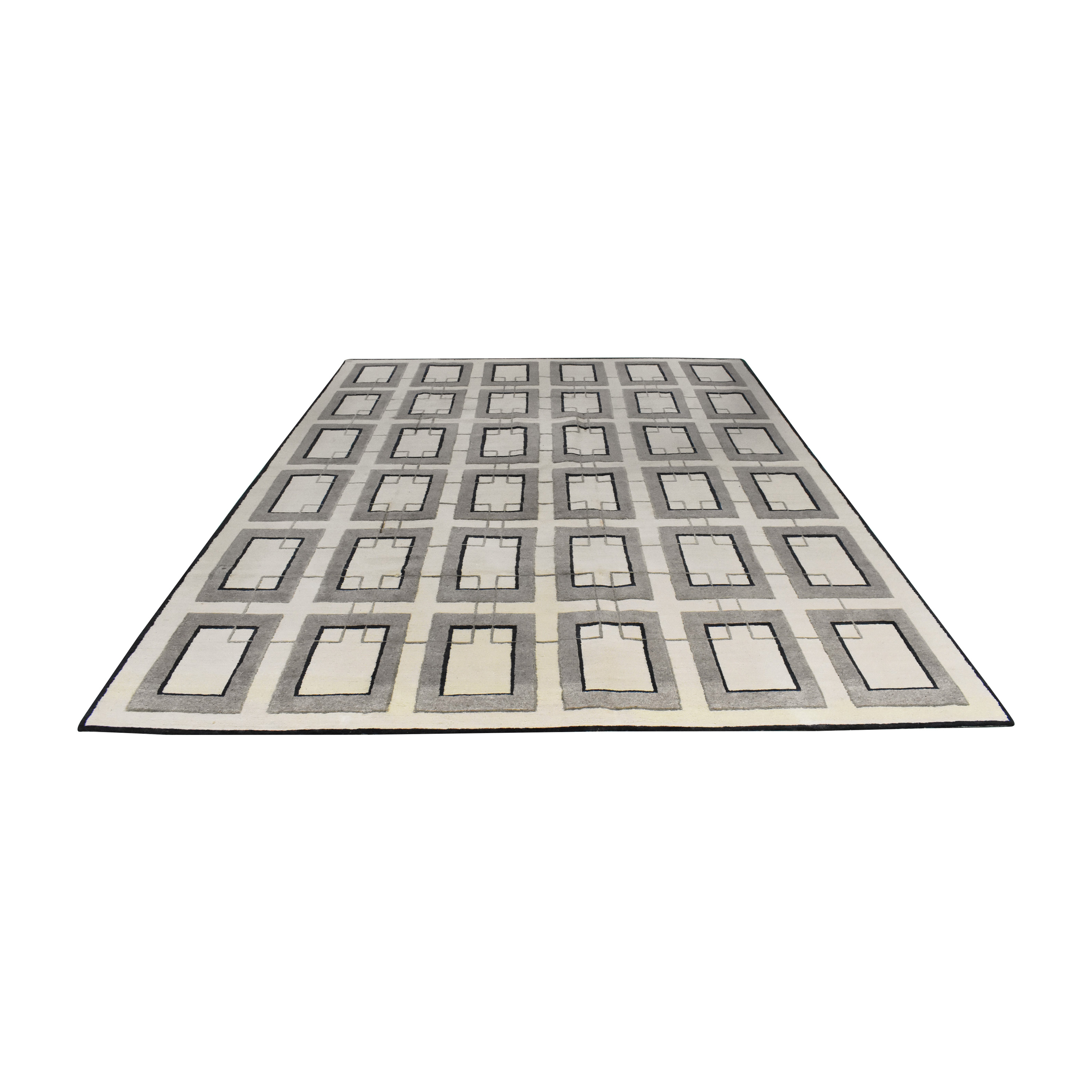 Stark Carpet Geometric Area Rug sale